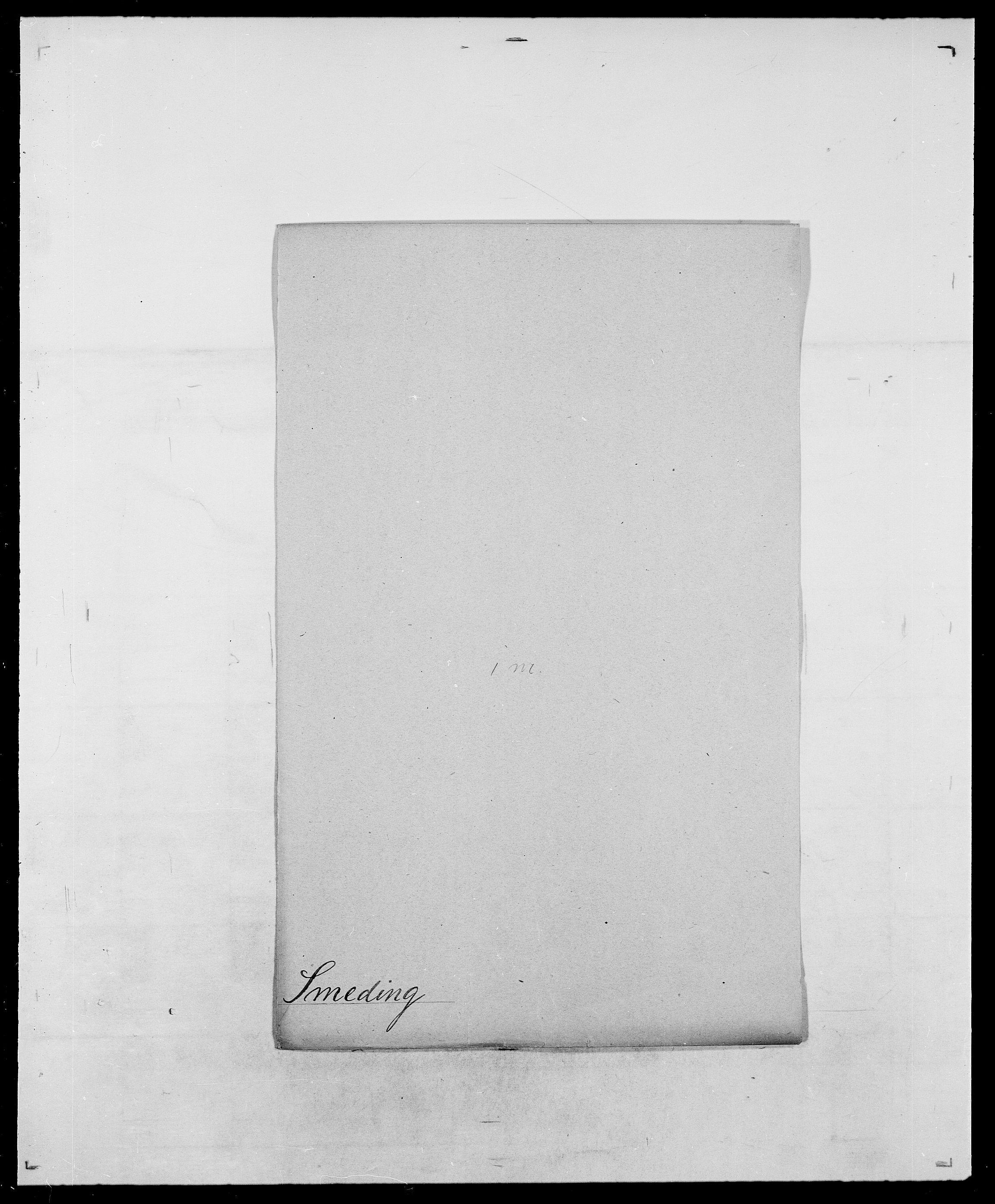 SAO, Delgobe, Charles Antoine - samling, D/Da/L0036: Skaanør - Staverskov, s. 124