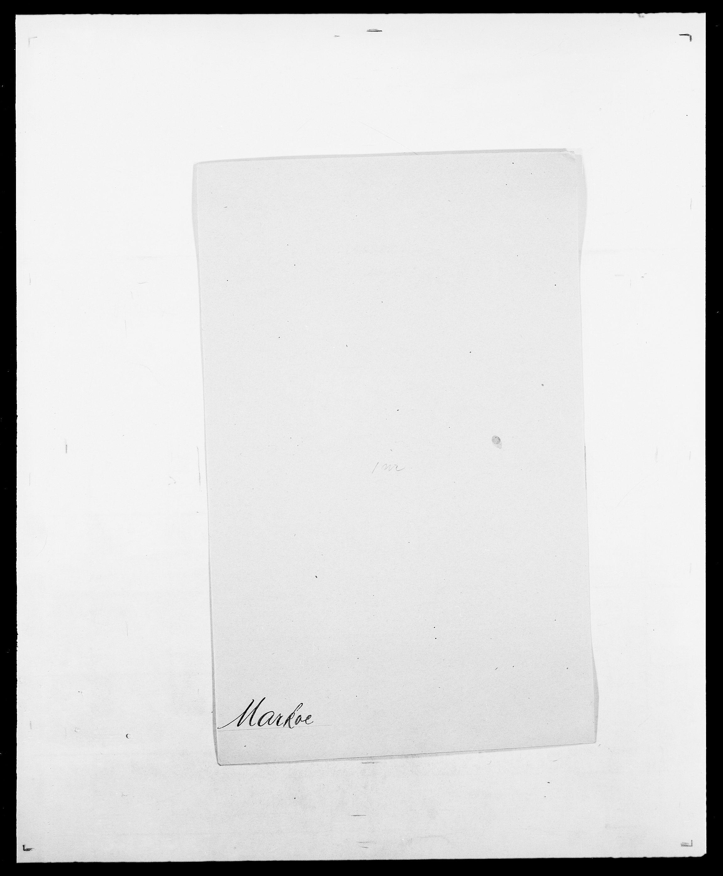 SAO, Delgobe, Charles Antoine - samling, D/Da/L0025: Løberg - Mazar, s. 360