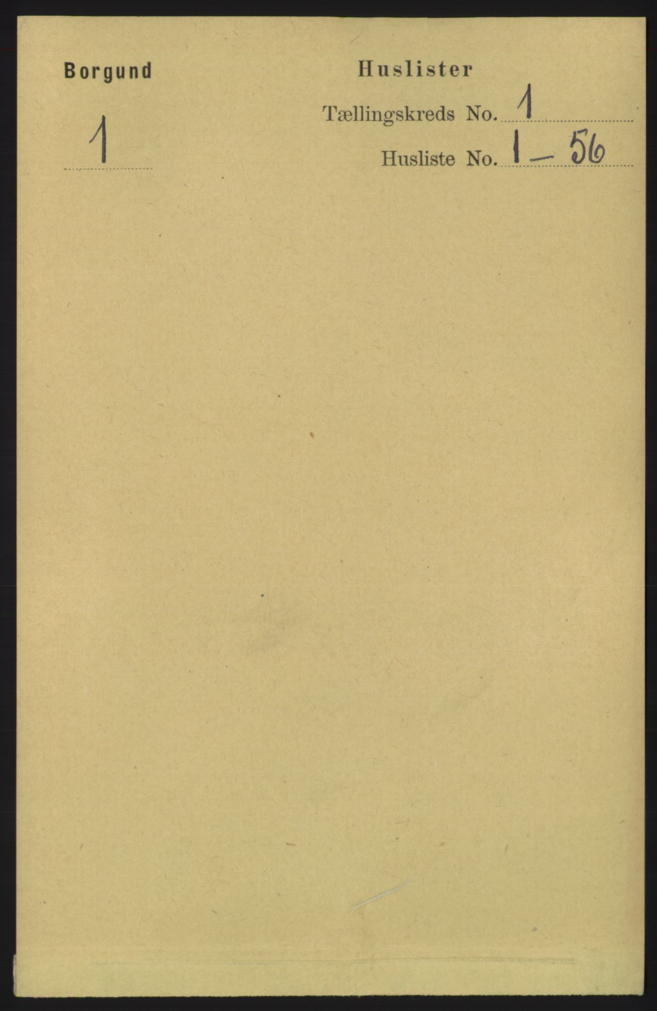 RA, Folketelling 1891 for 1531 Borgund herred, 1891, s. 60