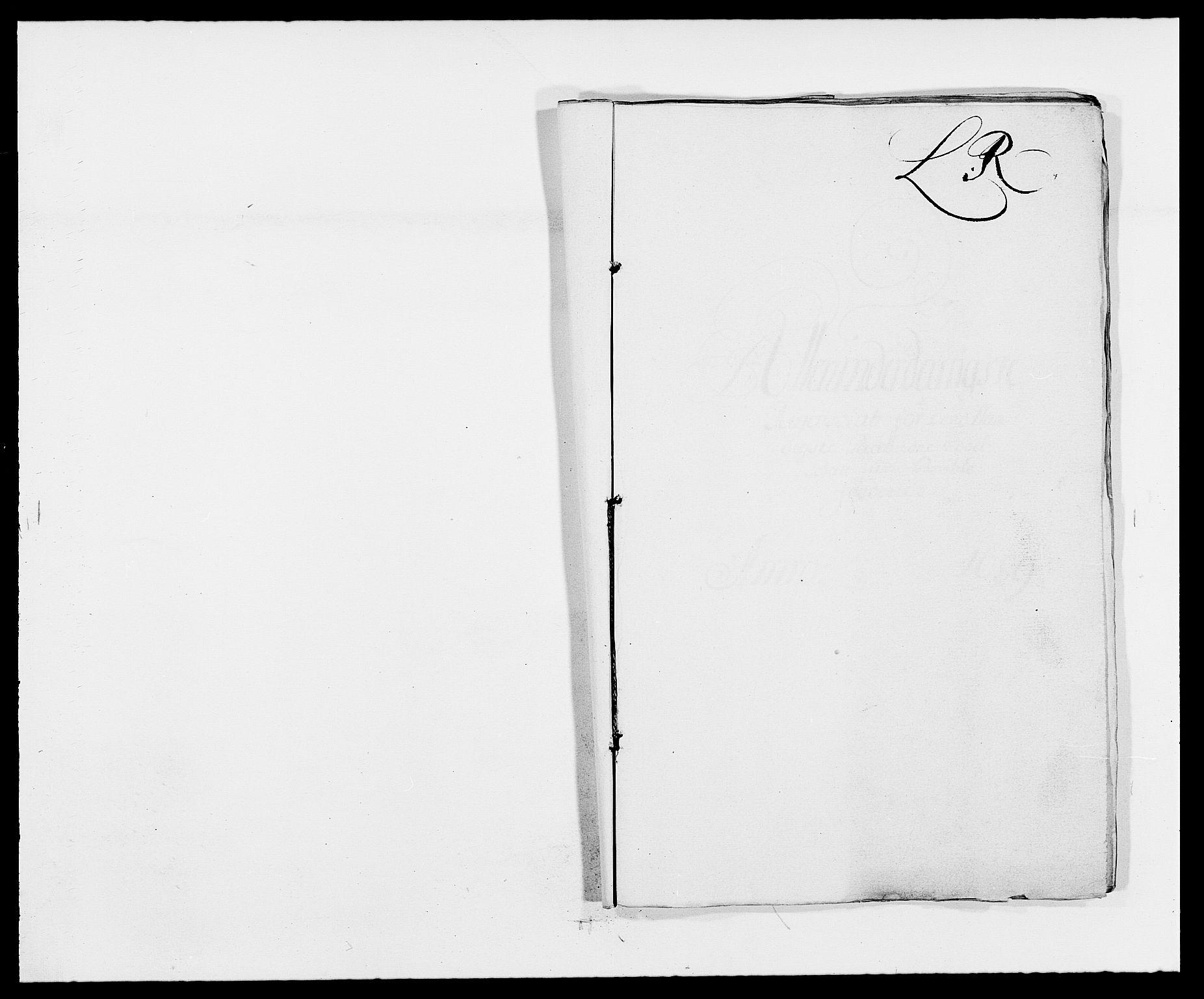 RA, Rentekammeret inntil 1814, Reviderte regnskaper, Fogderegnskap, R34/L2050: Fogderegnskap Bamble, 1688-1691, s. 291