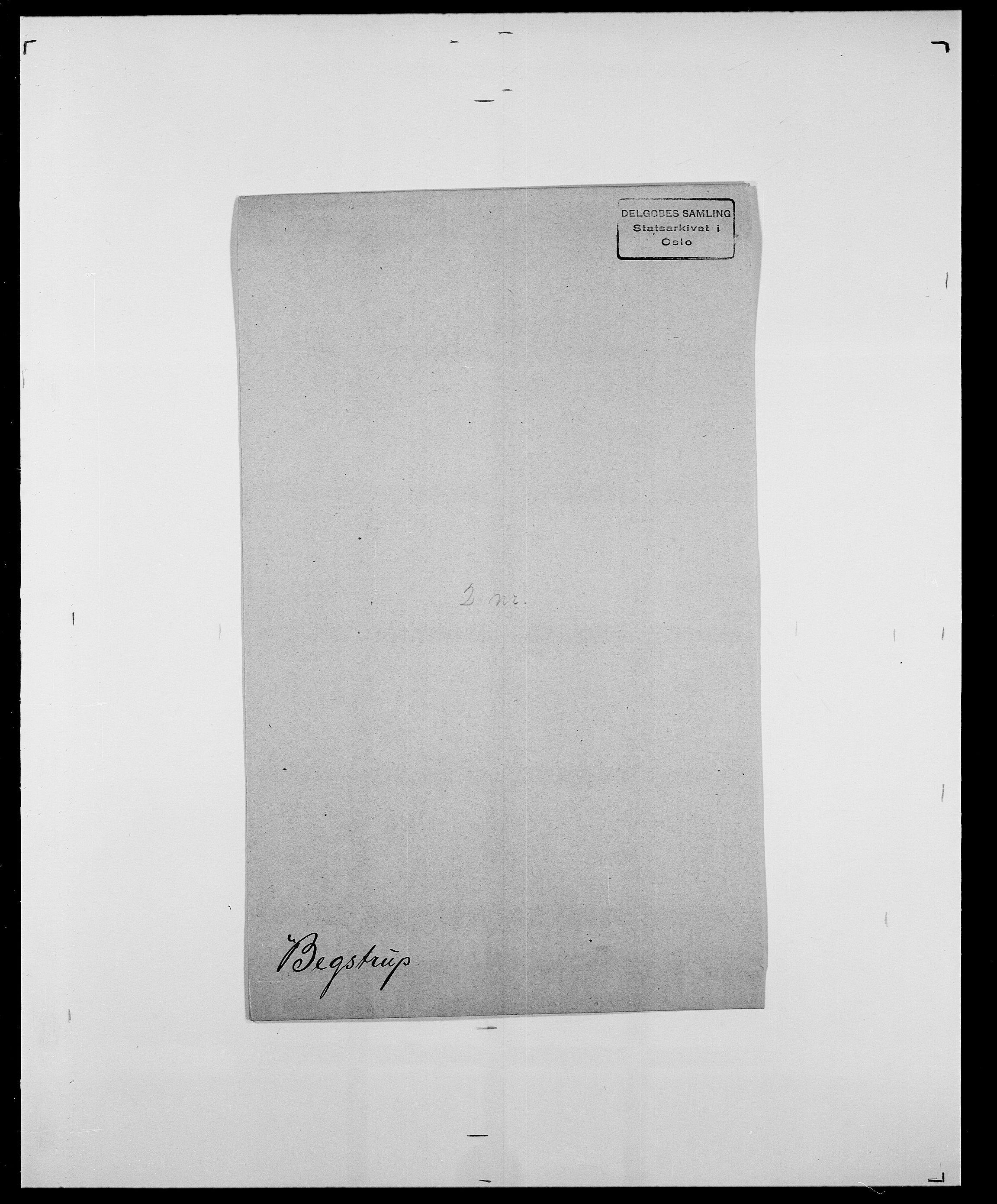 SAO, Delgobe, Charles Antoine - samling, D/Da/L0003: Barca - Bergen, s. 651