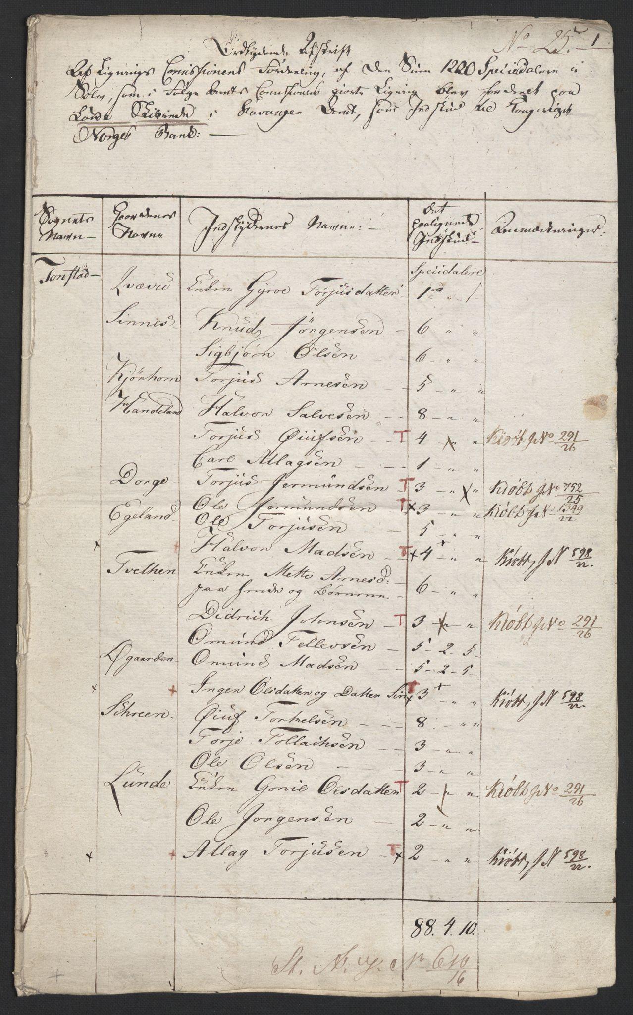 NOBA, Norges Bank/Sølvskatten 1816*, 1816-1825, s. 43