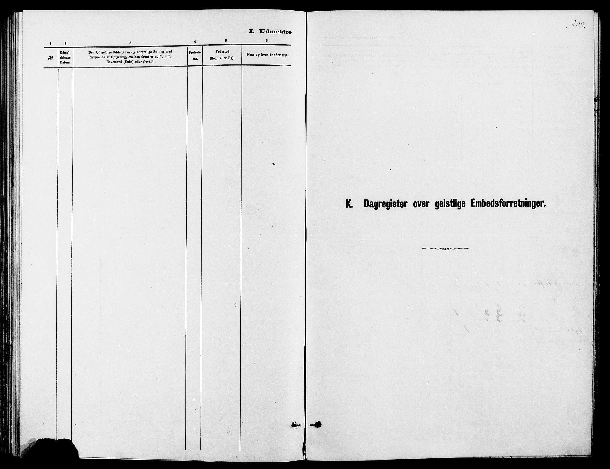 SAH, Dovre prestekontor, Ministerialbok nr. 2, 1879-1890, s. 209