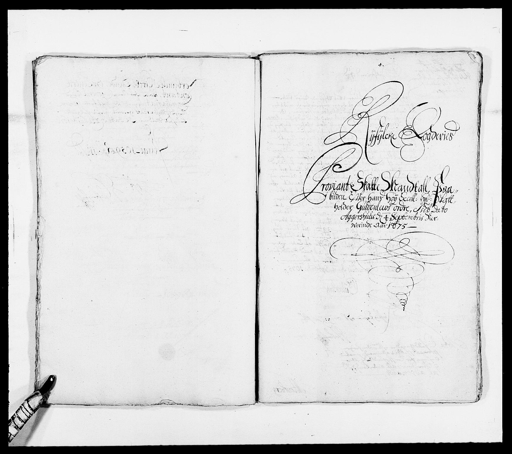 RA, Rentekammeret inntil 1814, Reviderte regnskaper, Fogderegnskap, R47/L2845: Fogderegnskap Ryfylke, 1674-1675, s. 337