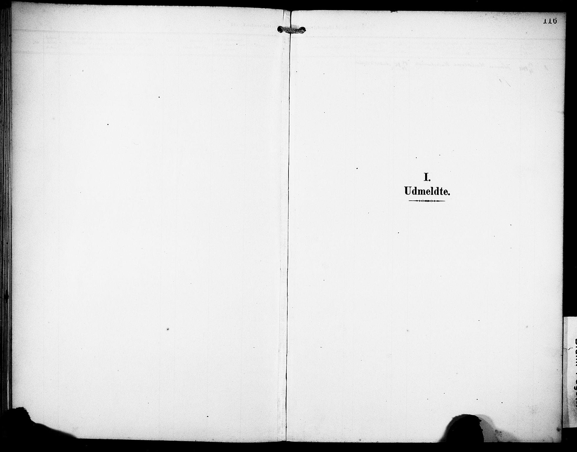SAB, Finnås sokneprestembete, H/Ha/Haa/Haad/L0002: Ministerialbok nr. D 2, 1895-1906, s. 116
