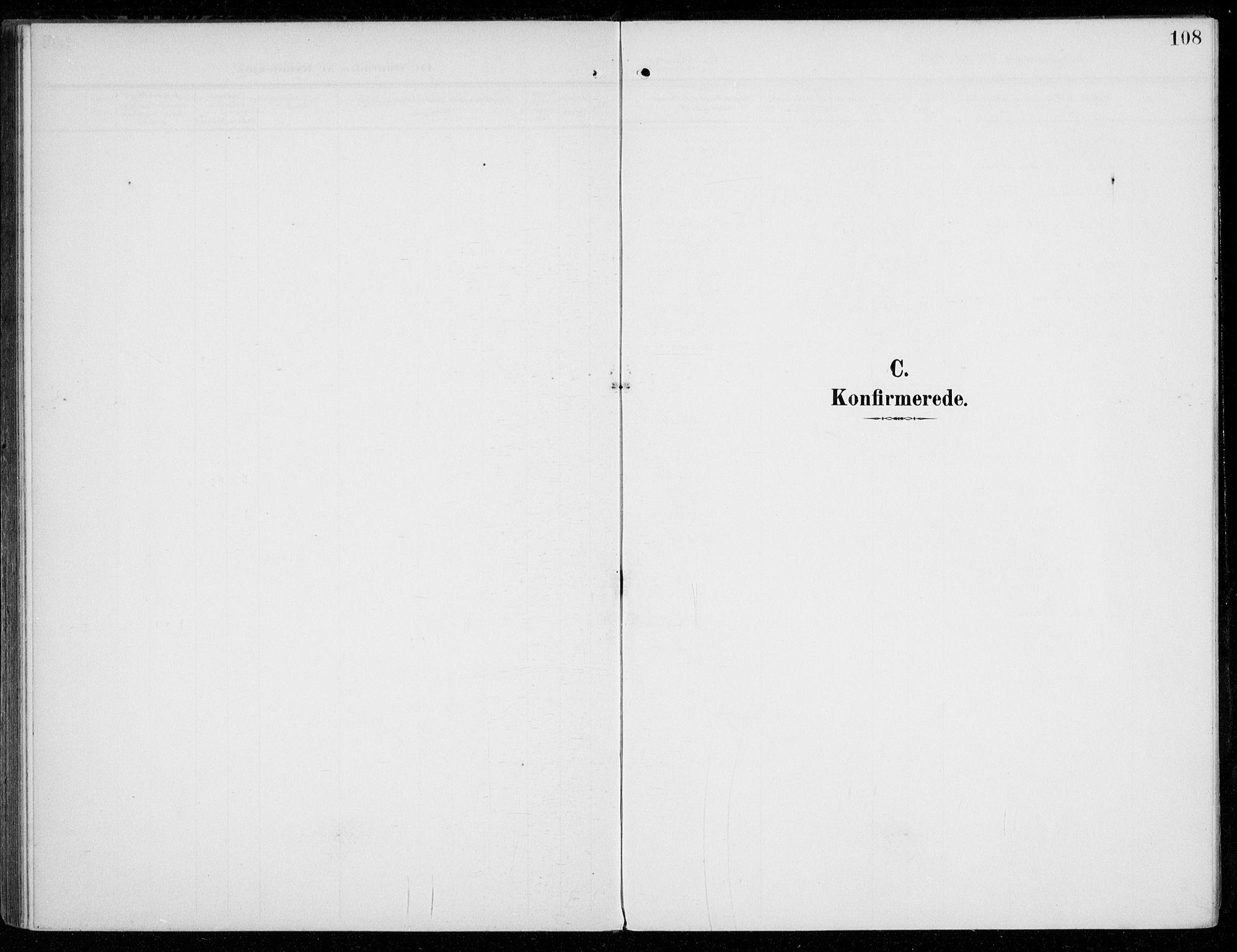 SAO, Vestby prestekontor Kirkebøker, F/Fc/L0002: Ministerialbok nr. III 2, 1906-1940, s. 108
