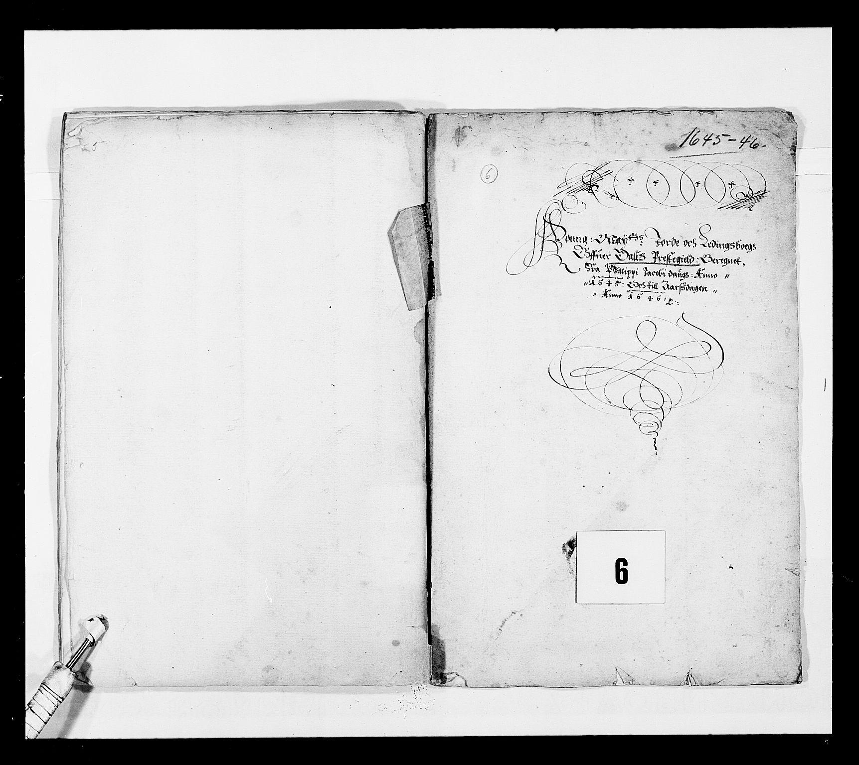 RA, Stattholderembetet 1572-1771, Ek/L0025: Jordebøker 1633-1658:, 1645-1646, s. 141