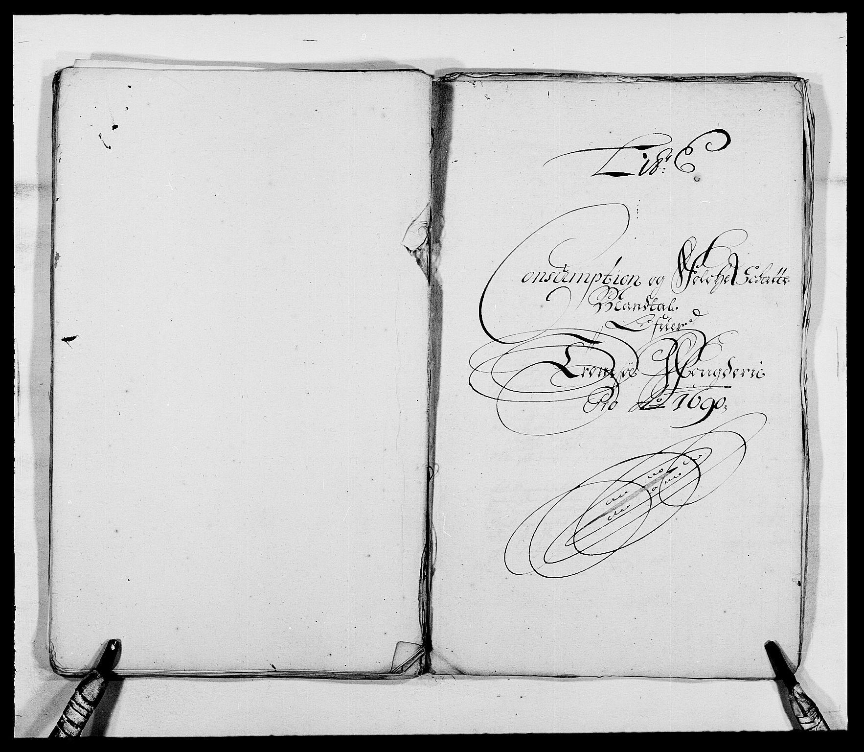 RA, Rentekammeret inntil 1814, Reviderte regnskaper, Fogderegnskap, R68/L4751: Fogderegnskap Senja og Troms, 1690-1693, s. 45