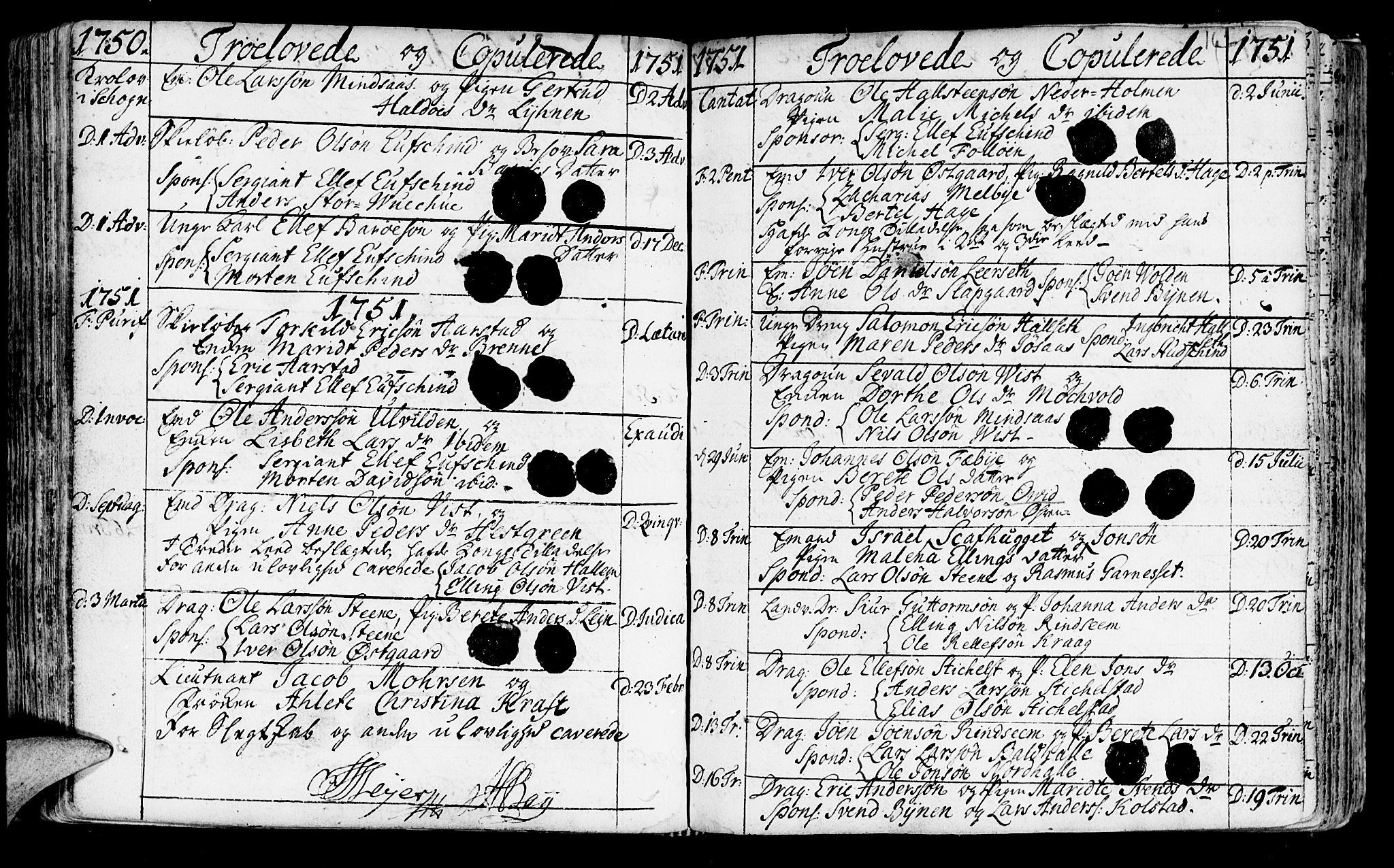 SAT, Ministerialprotokoller, klokkerbøker og fødselsregistre - Nord-Trøndelag, 723/L0231: Ministerialbok nr. 723A02, 1748-1780, s. 162