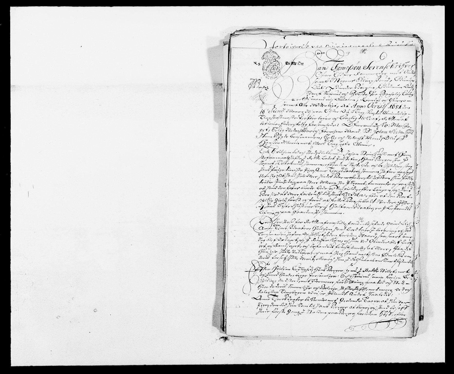 RA, Rentekammeret inntil 1814, Reviderte regnskaper, Fogderegnskap, R13/L0818: Fogderegnskap Solør, Odal og Østerdal, 1681, s. 252