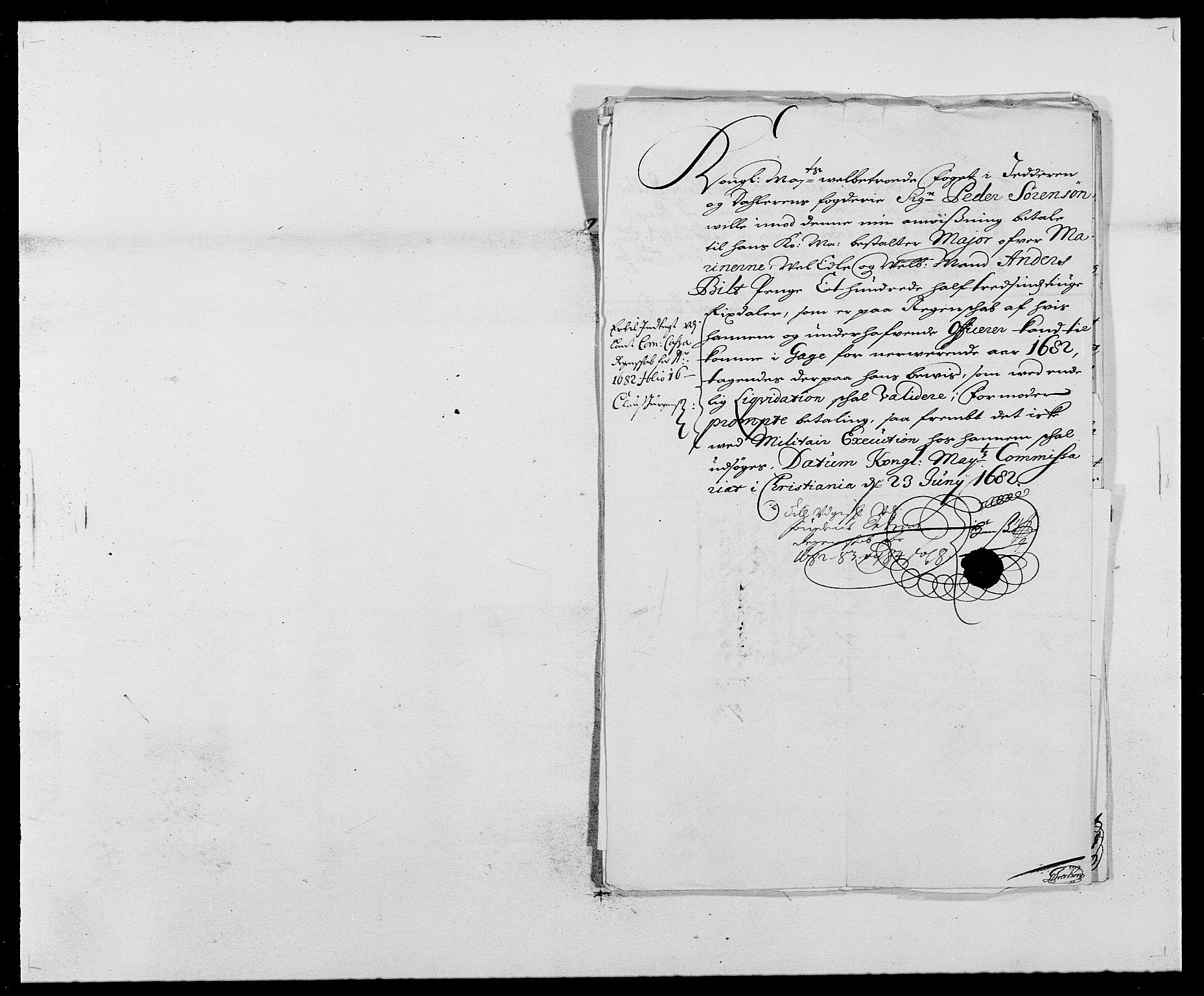 RA, Rentekammeret inntil 1814, Reviderte regnskaper, Fogderegnskap, R46/L2724: Fogderegnskap Jæren og Dalane, 1682-1684, s. 291