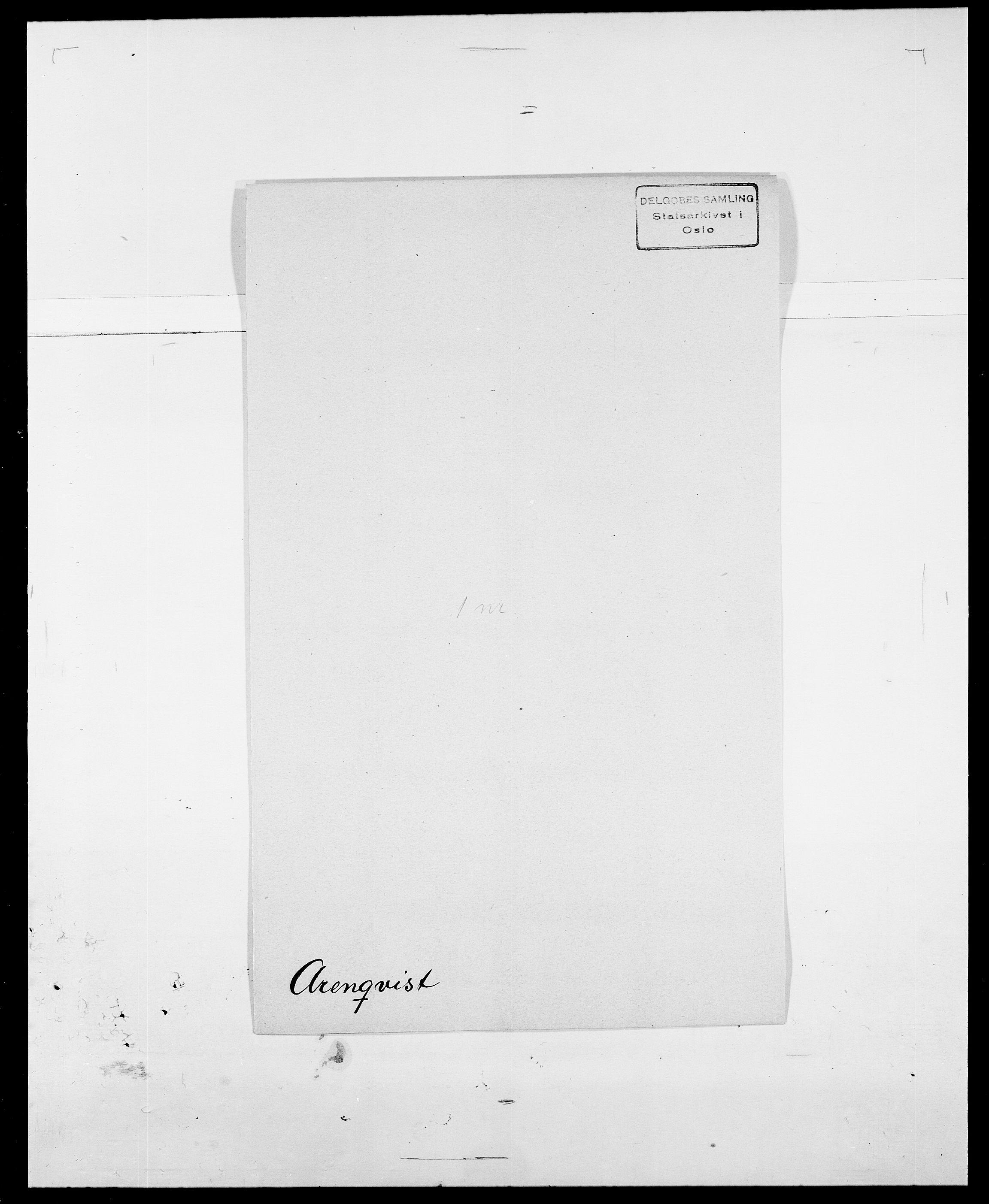 SAO, Delgobe, Charles Antoine - samling, D/Da/L0002: Anker, Ancher - Bauner, s. 252