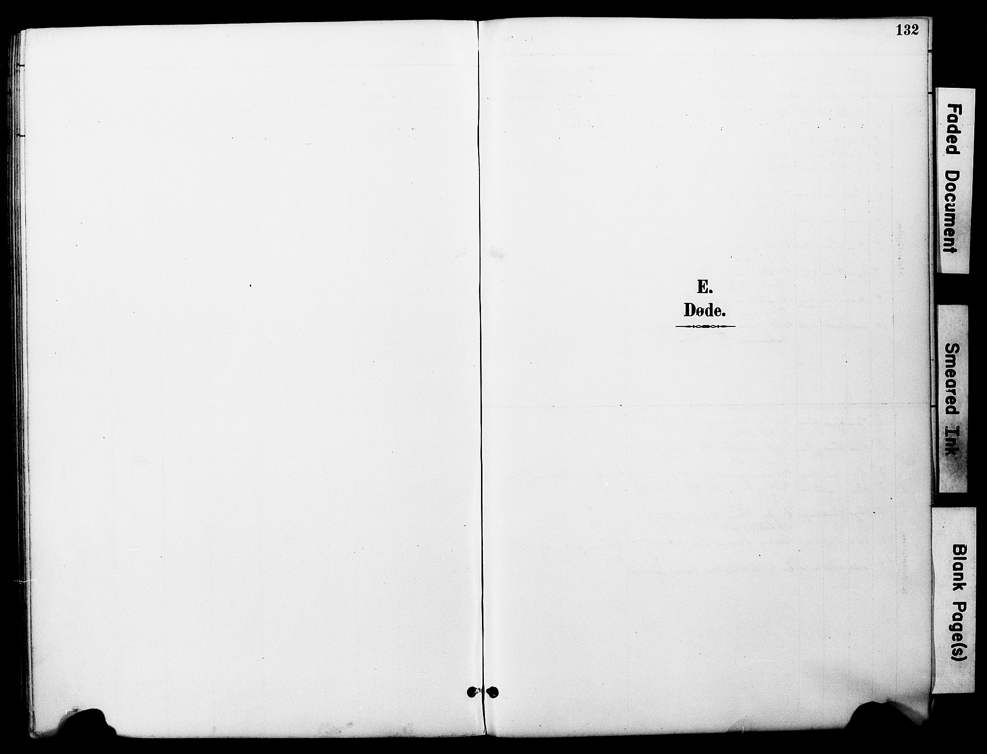 SAT, Ministerialprotokoller, klokkerbøker og fødselsregistre - Nord-Trøndelag, 722/L0226: Klokkerbok nr. 722C02, 1889-1927, s. 132