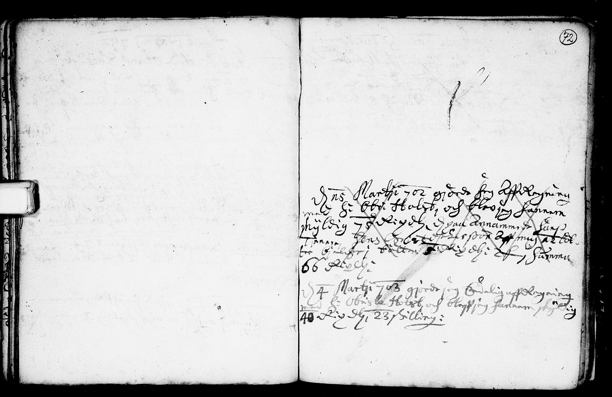 SAKO, Heddal kirkebøker, F/Fa/L0001: Ministerialbok nr. I 1, 1648-1699, s. 72