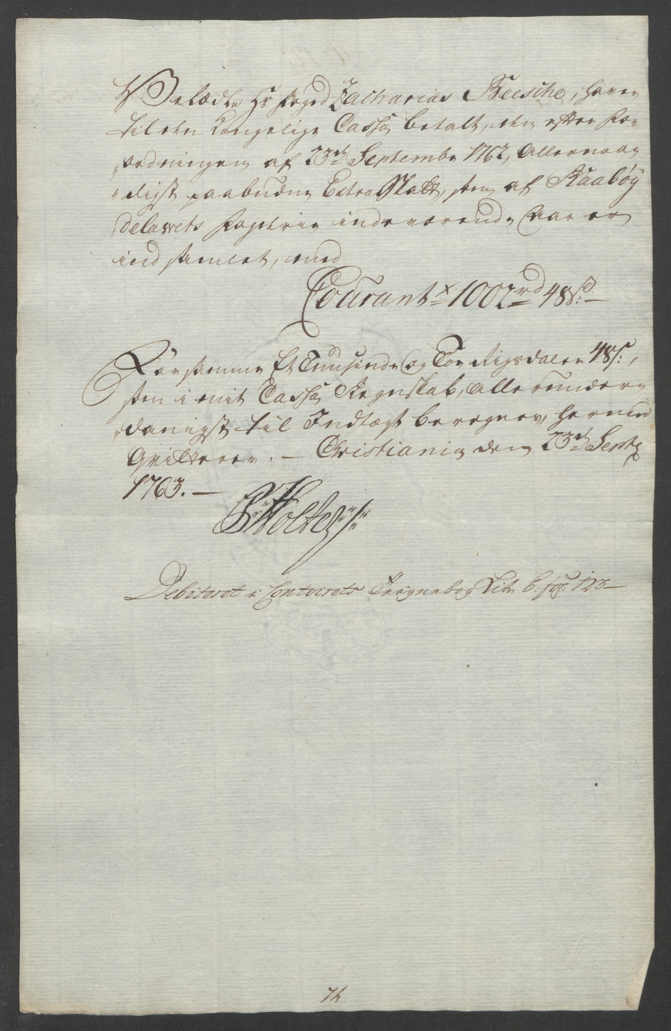 RA, Rentekammeret inntil 1814, Reviderte regnskaper, Fogderegnskap, R40/L2517: Ekstraskatten Råbyggelag, 1762-1763, s. 558