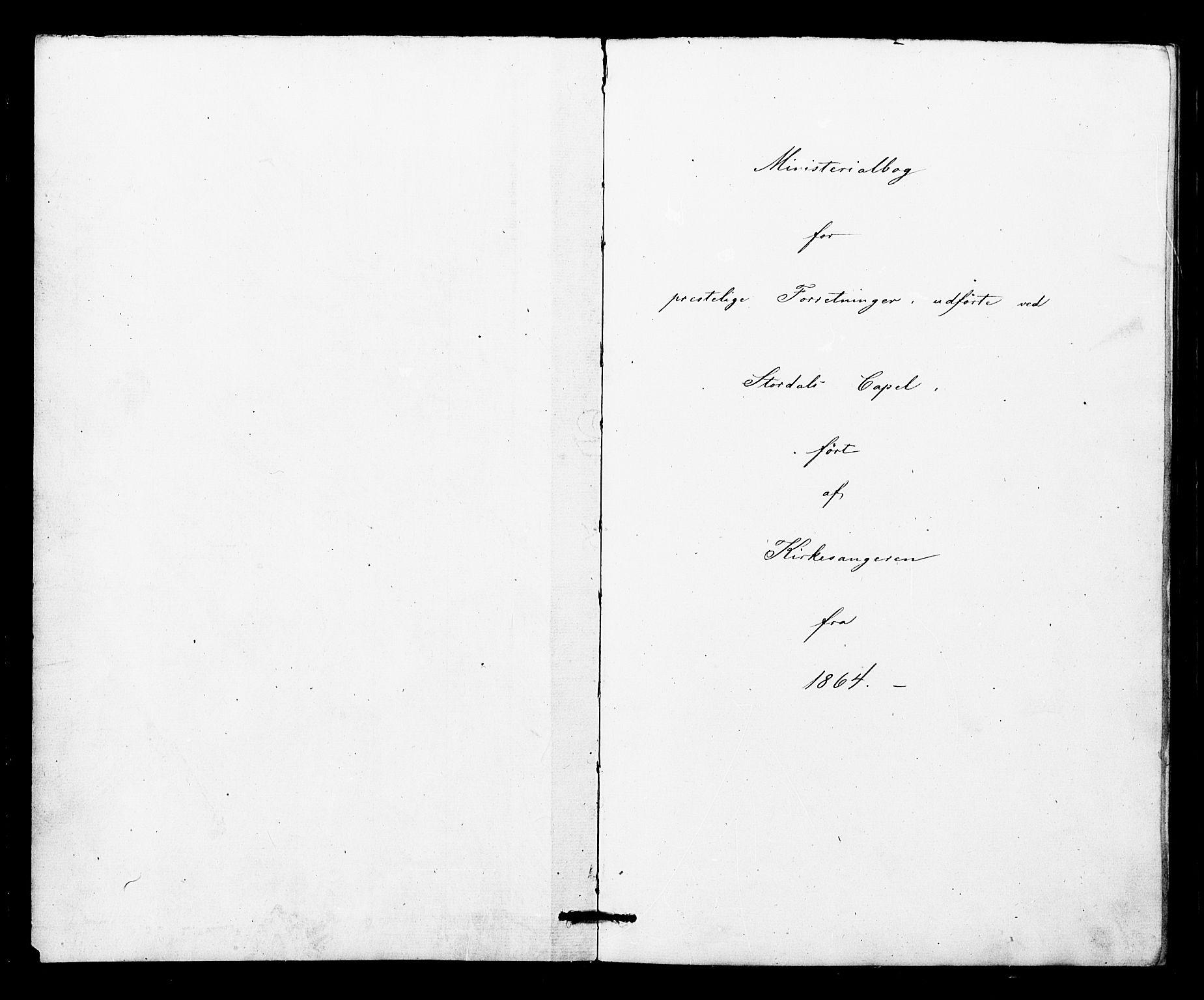 SAT, Ministerialprotokoller, klokkerbøker og fødselsregistre - Nord-Trøndelag, 707/L0052: Klokkerbok nr. 707C01, 1864-1897