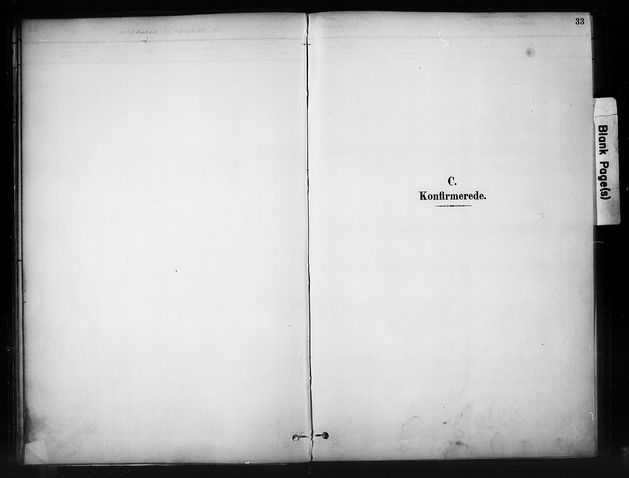SAH, Nord-Aurdal prestekontor, Ministerialbok nr. 10, 1883-1896, s. 33