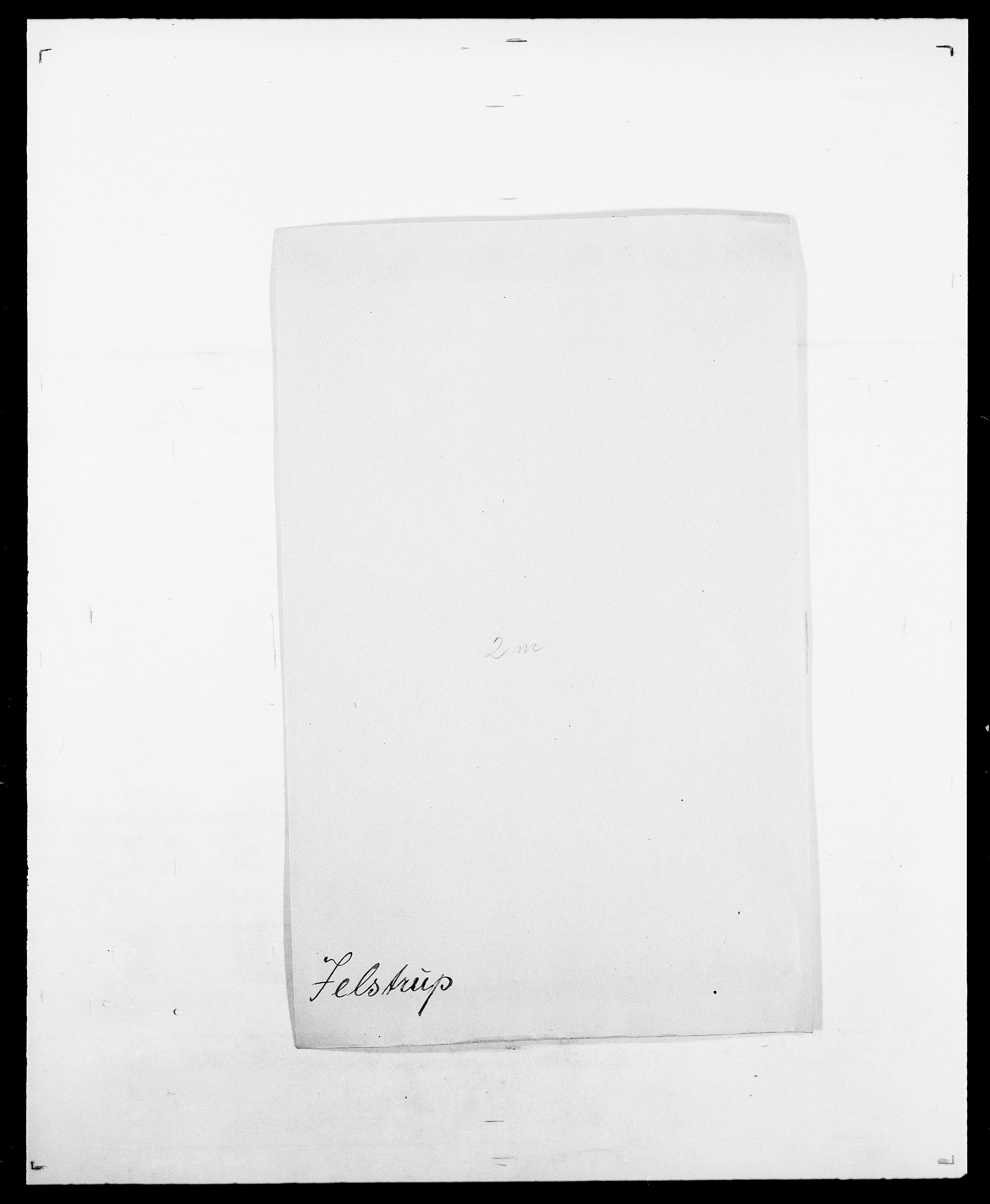 SAO, Delgobe, Charles Antoine - samling, D/Da/L0019: van der Hude - Joys, s. 628