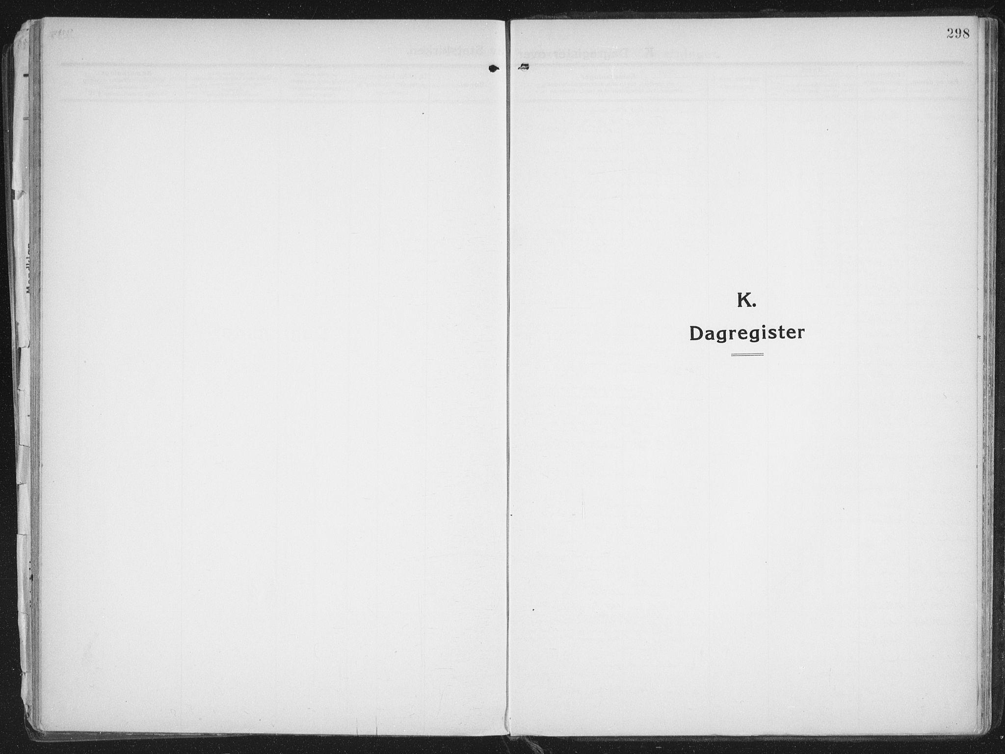 SATØ, Lenvik sokneprestembete, H/Ha: Ministerialbok nr. 16, 1910-1924, s. 298