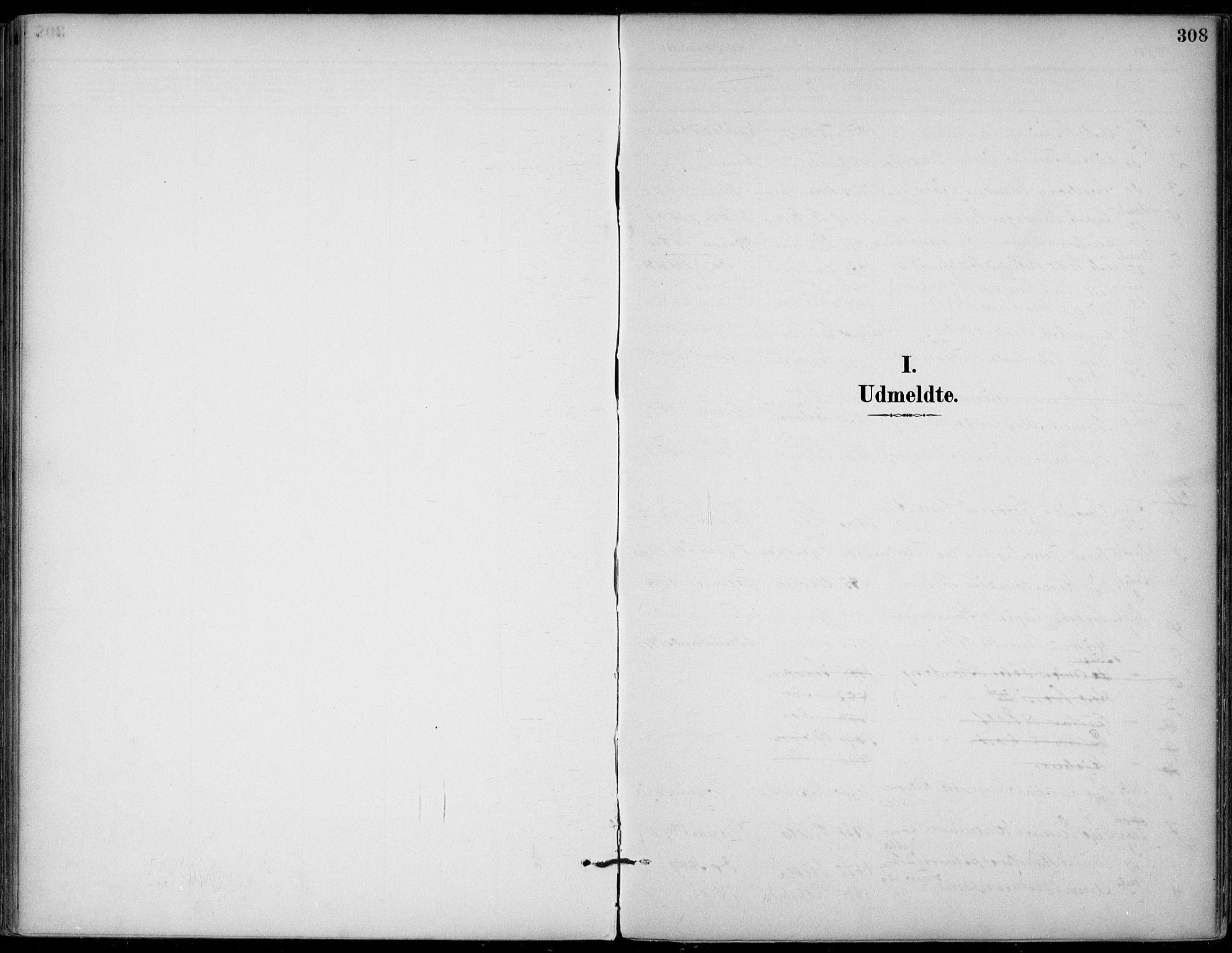 SAKO, Gjerpen kirkebøker, F/Fa/L0011: Ministerialbok nr. 11, 1896-1904, s. 308