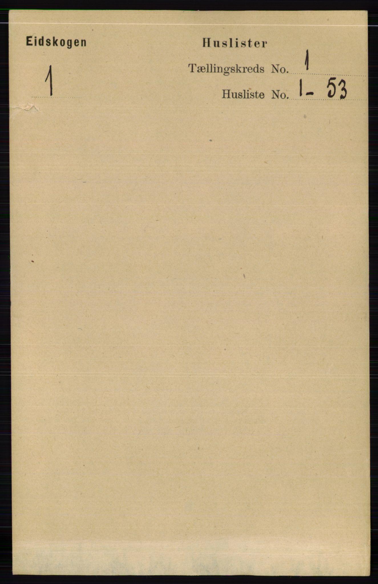 RA, Folketelling 1891 for 0420 Eidskog herred, 1891, s. 38