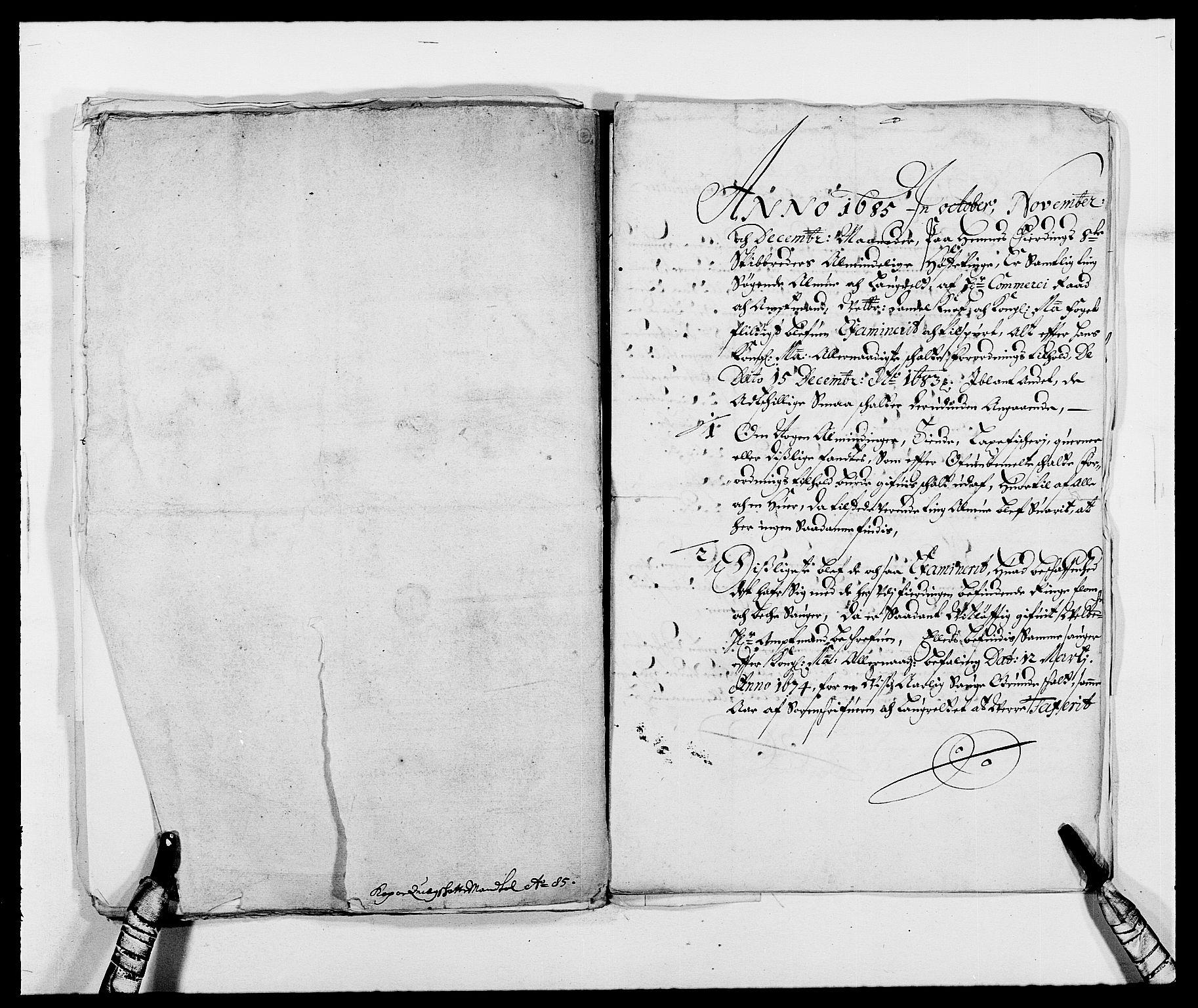 RA, Rentekammeret inntil 1814, Reviderte regnskaper, Fogderegnskap, R47/L2855: Fogderegnskap Ryfylke, 1685-1688, s. 104