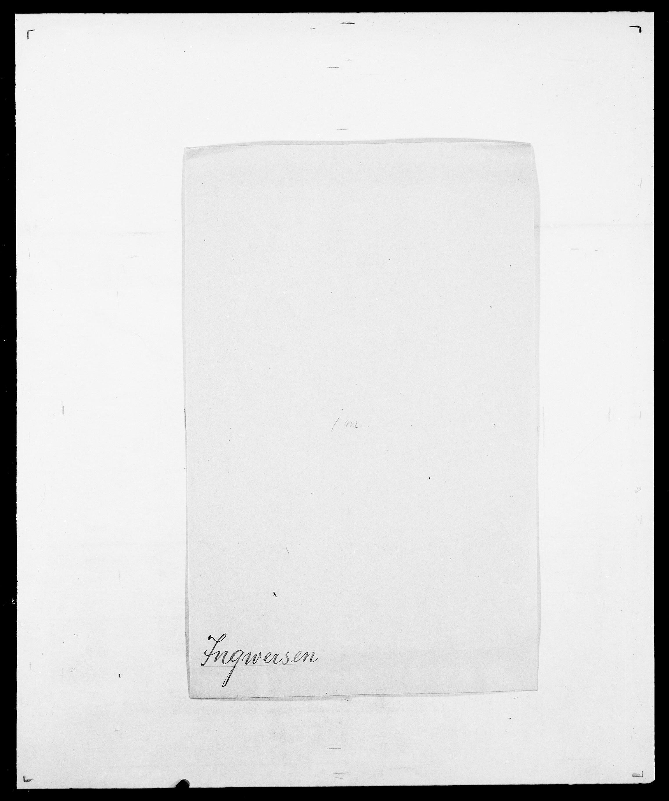 SAO, Delgobe, Charles Antoine - samling, D/Da/L0019: van der Hude - Joys, s. 804
