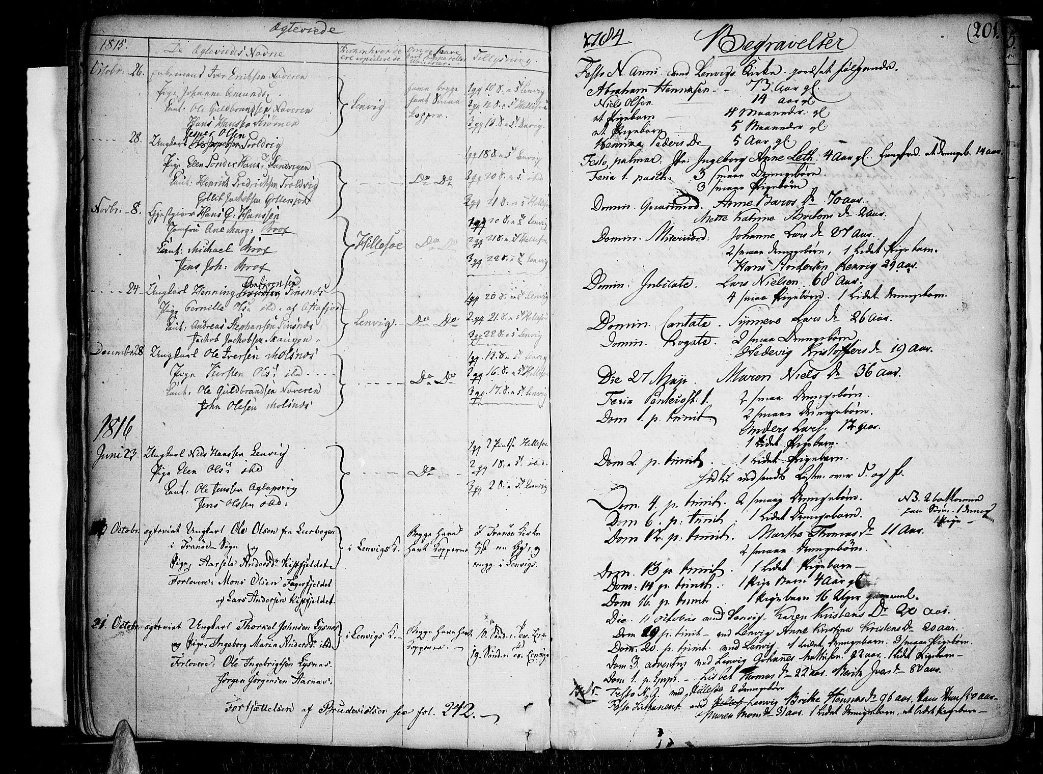 SATØ, Lenvik sokneprestembete, H/Ha: Ministerialbok nr. 2, 1784-1820, s. 201