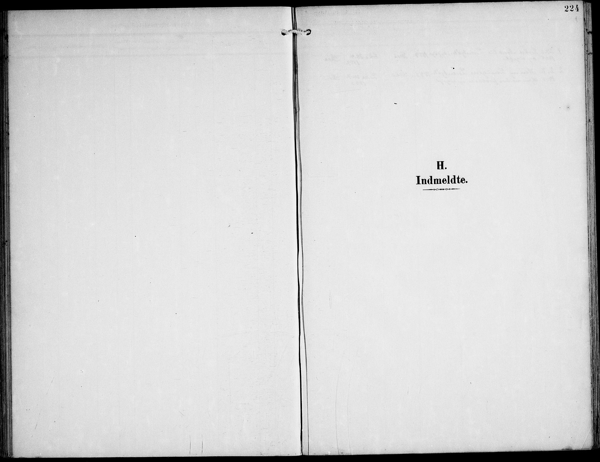 SAT, Ministerialprotokoller, klokkerbøker og fødselsregistre - Nord-Trøndelag, 788/L0698: Ministerialbok nr. 788A05, 1902-1921, s. 224