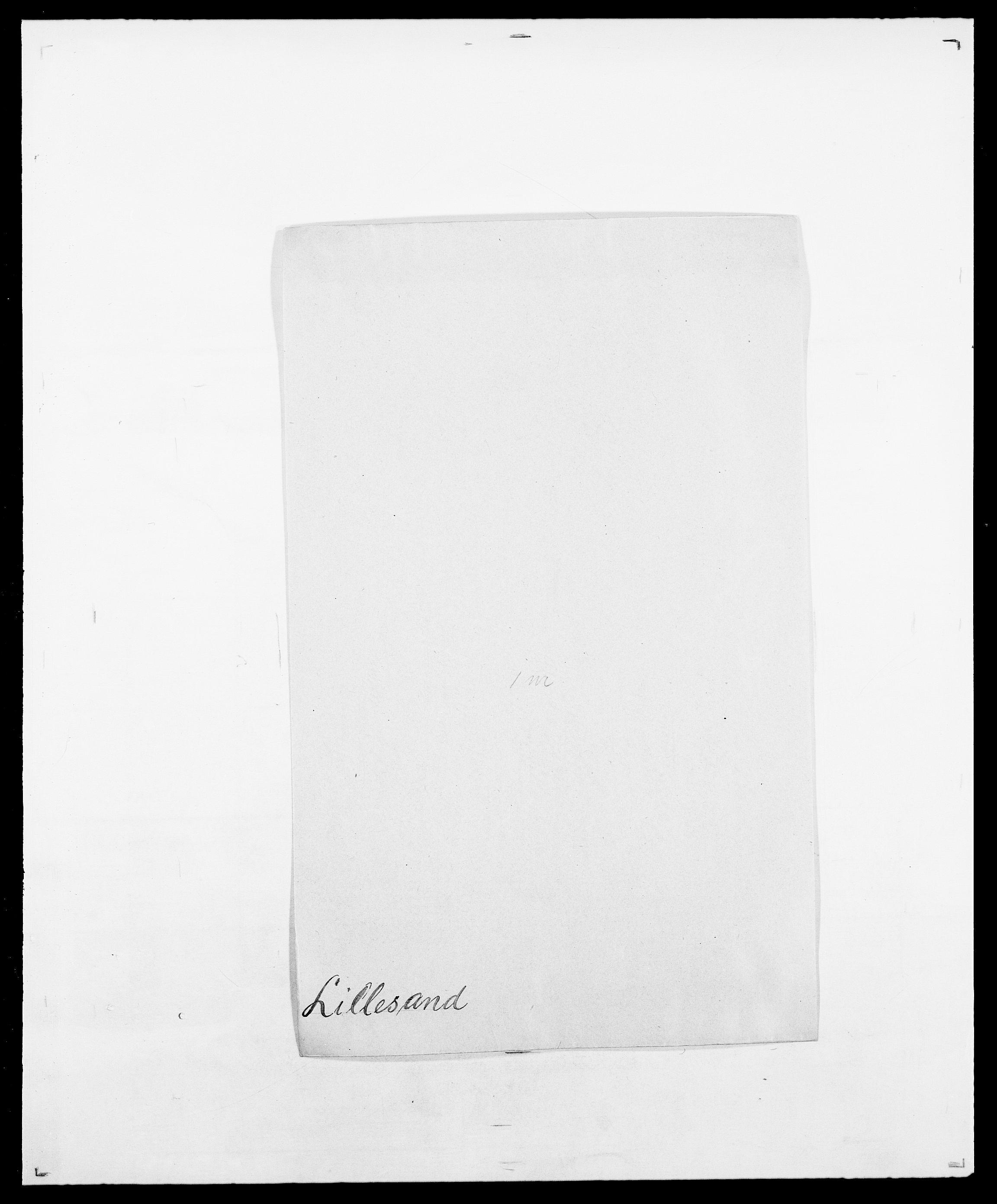 SAO, Delgobe, Charles Antoine - samling, D/Da/L0023: Lau - Lirvyn, s. 407