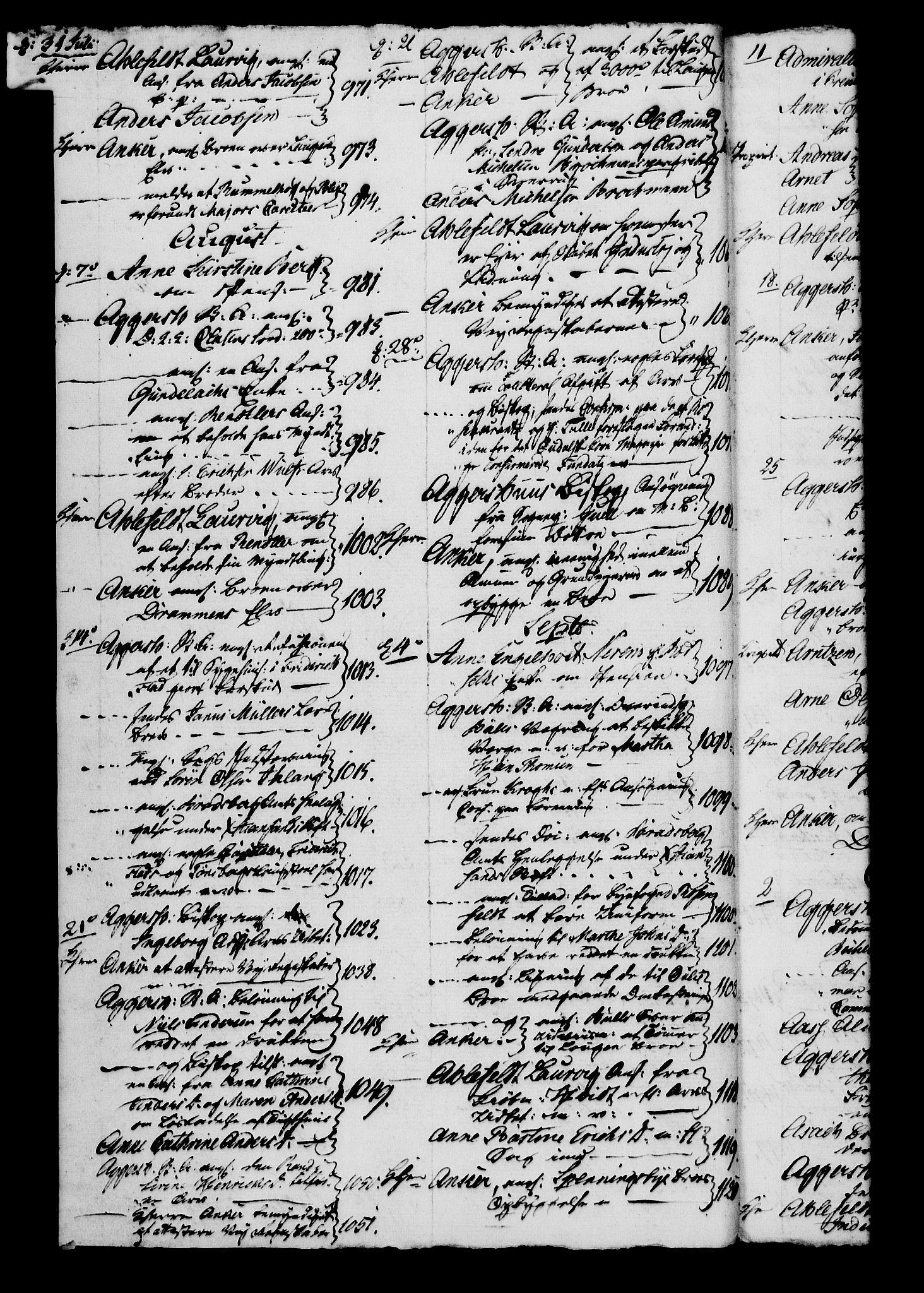 RA, Danske Kanselli 1800-1814, H/Hg/Hga/Hgaa/L0006: Brevbok, 1802