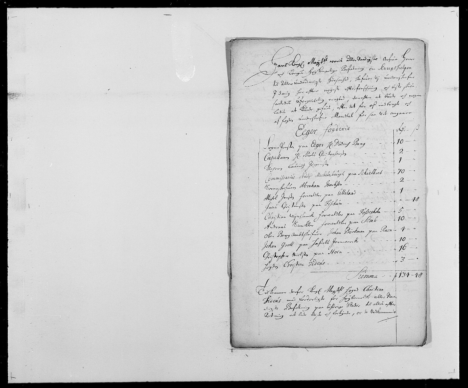RA, Rentekammeret inntil 1814, Reviderte regnskaper, Fogderegnskap, R26/L1684: Fogderegnskap Eiker, 1679-1686, s. 416
