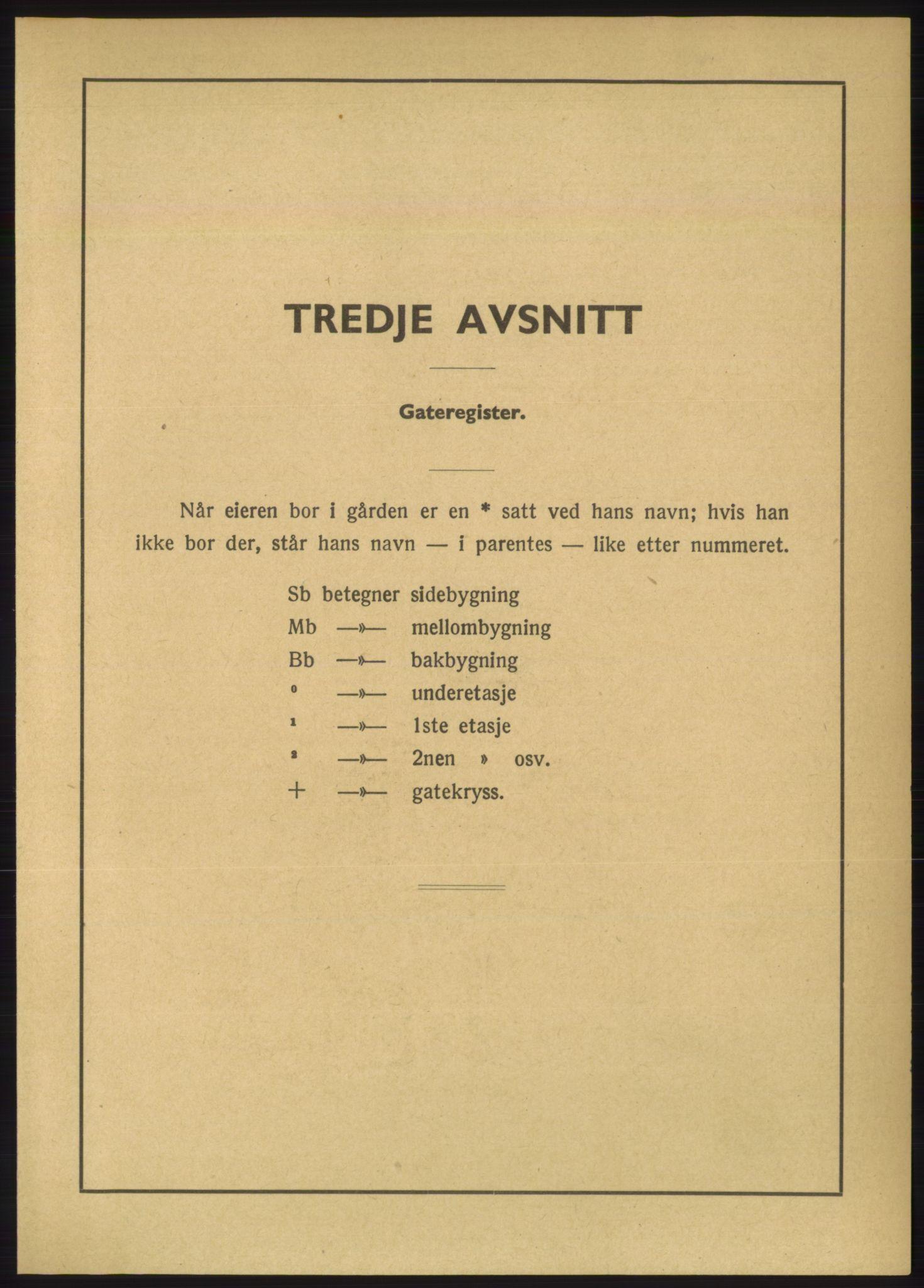 RA, Oslo adressebok (publikasjon)*, 1949, s. upaginert
