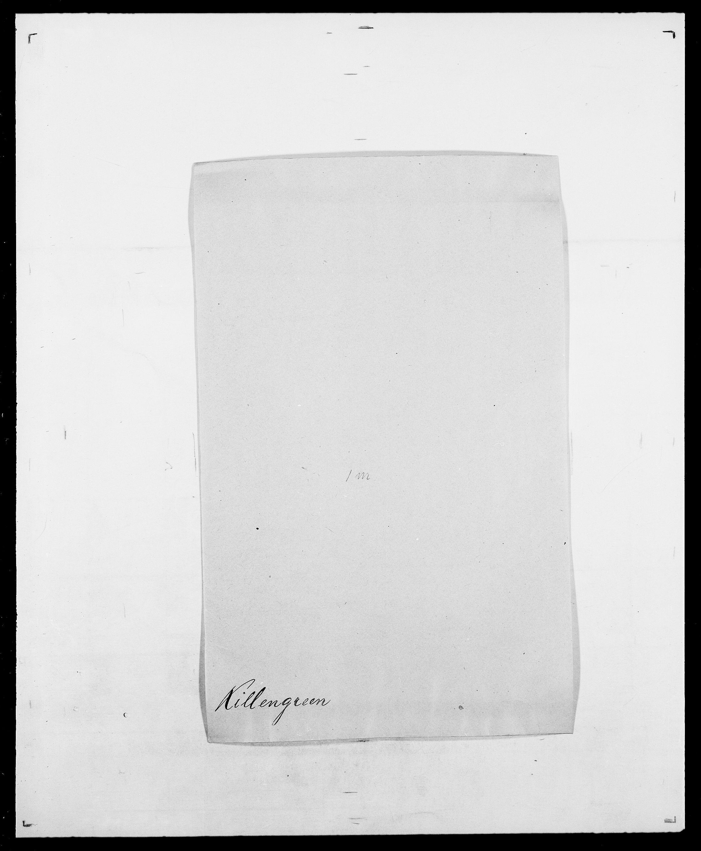 SAO, Delgobe, Charles Antoine - samling, D/Da/L0020: Irgens - Kjøsterud, s. 601