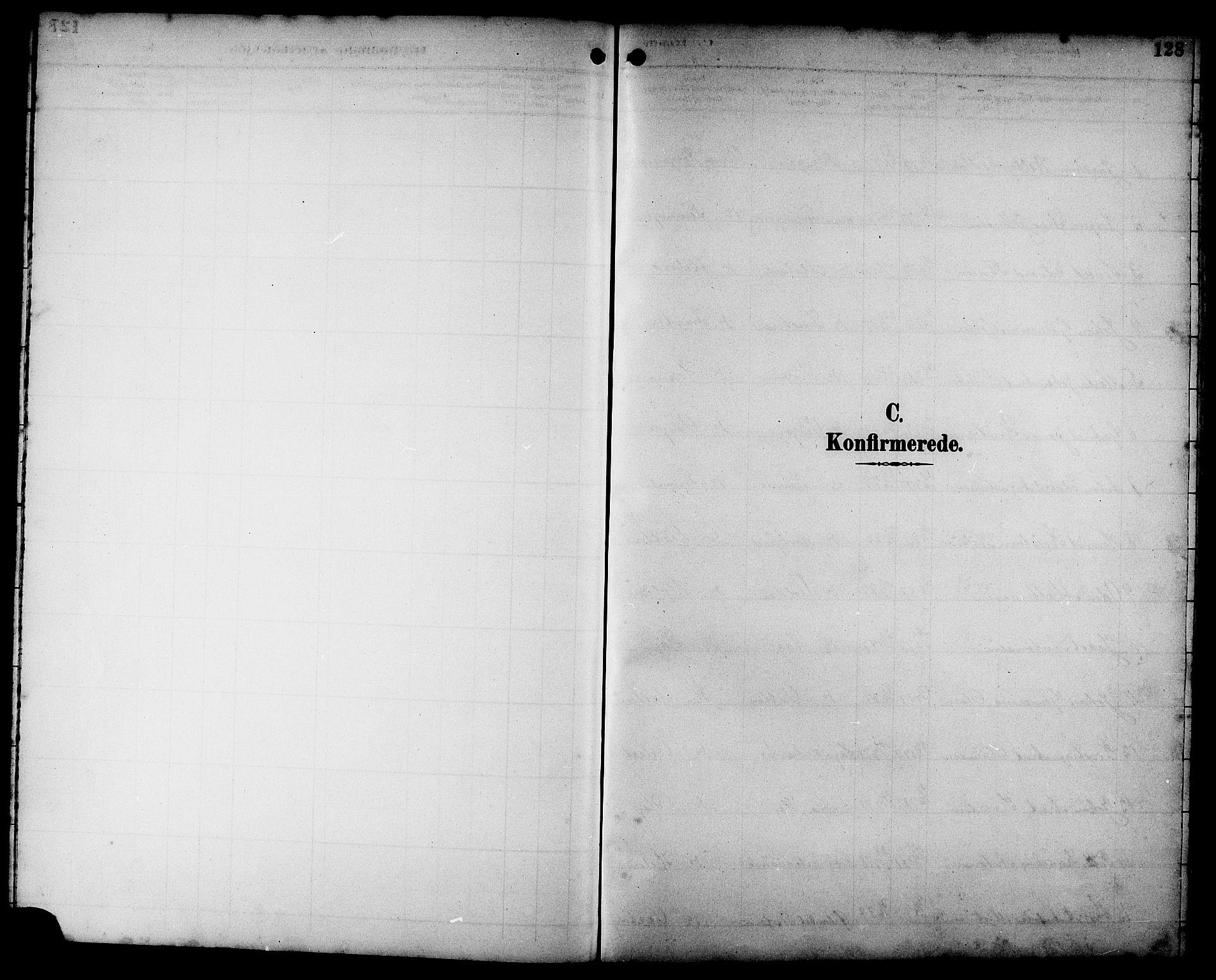 SAT, Ministerialprotokoller, klokkerbøker og fødselsregistre - Sør-Trøndelag, 662/L0757: Klokkerbok nr. 662C02, 1892-1918, s. 128