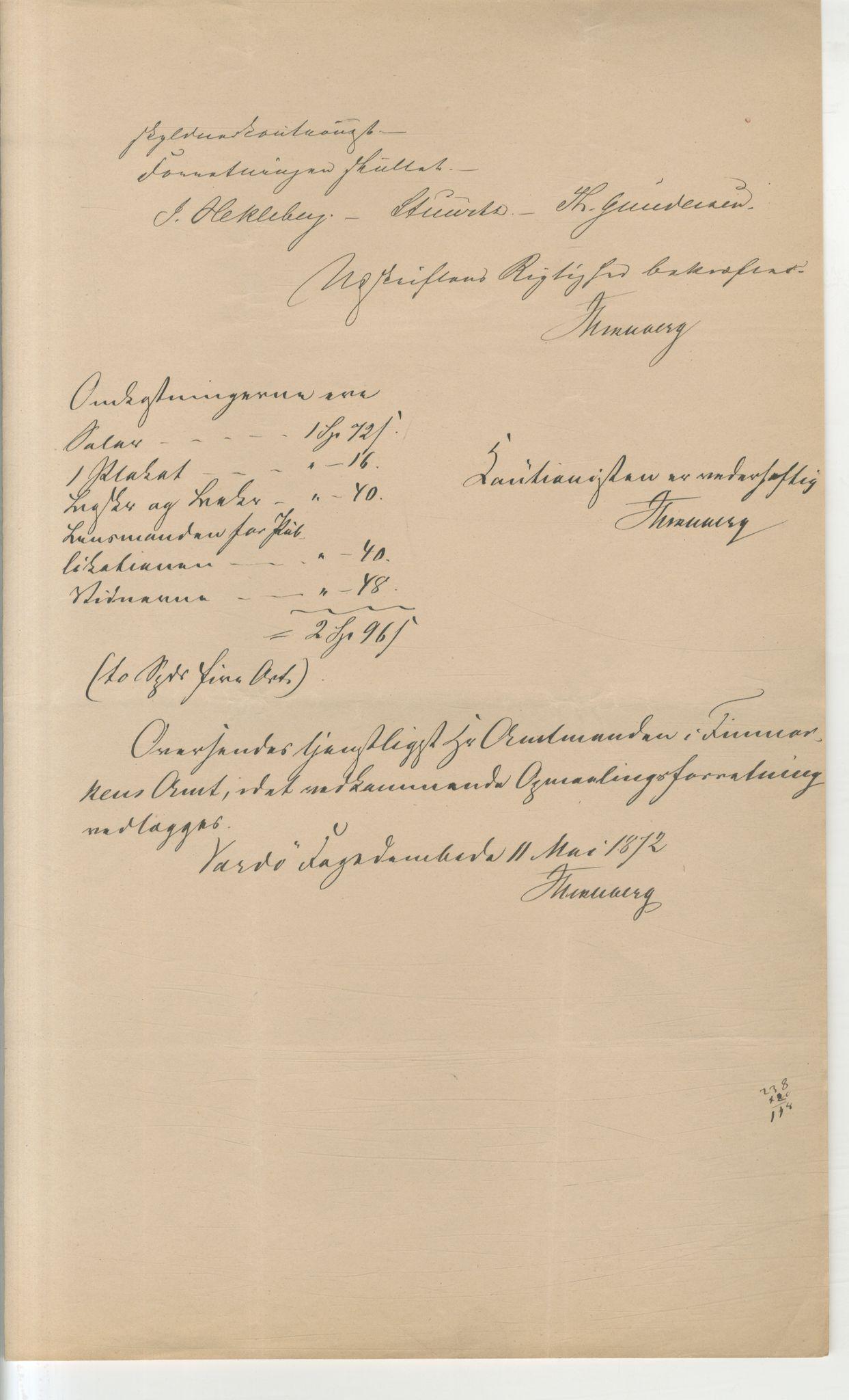 VAMU, Brodtkorb handel A/S, Q/Qb/L0003: Faste eiendommer i Vardø Herred, 1862-1939, s. 153