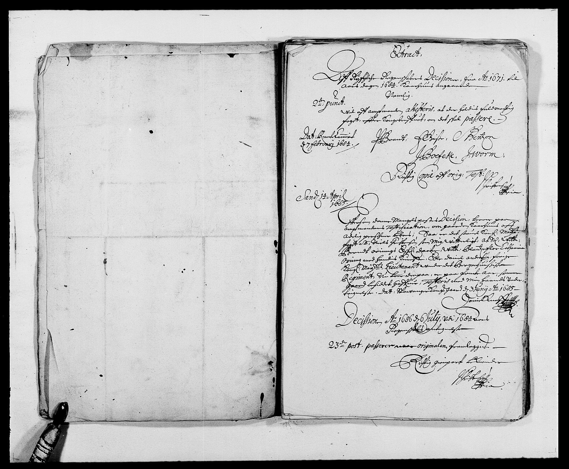 RA, Rentekammeret inntil 1814, Reviderte regnskaper, Fogderegnskap, R47/L2849: Fogderegnskap Ryfylke, 1679, s. 269