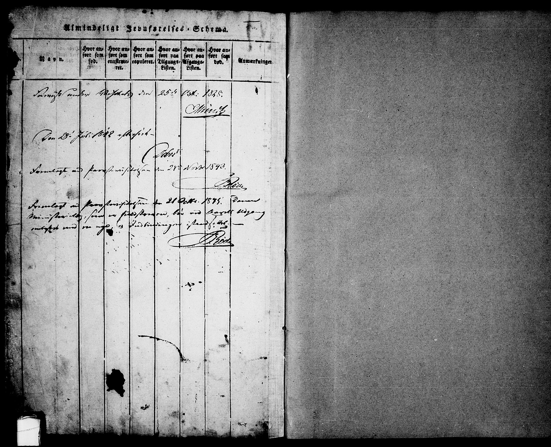 SAKO, Brevik kirkebøker, G/Ga/L0001: Klokkerbok nr. 1, 1814-1845, s. 356