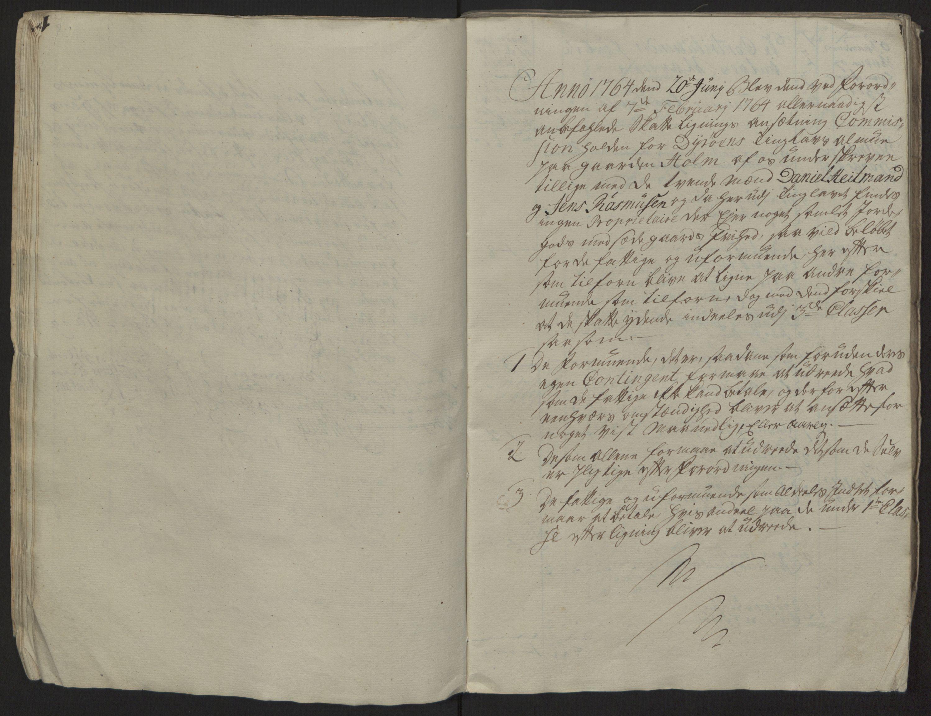 RA, Rentekammeret inntil 1814, Reviderte regnskaper, Fogderegnskap, R68/L4845: Ekstraskatten Senja og Troms, 1762-1765, s. 249