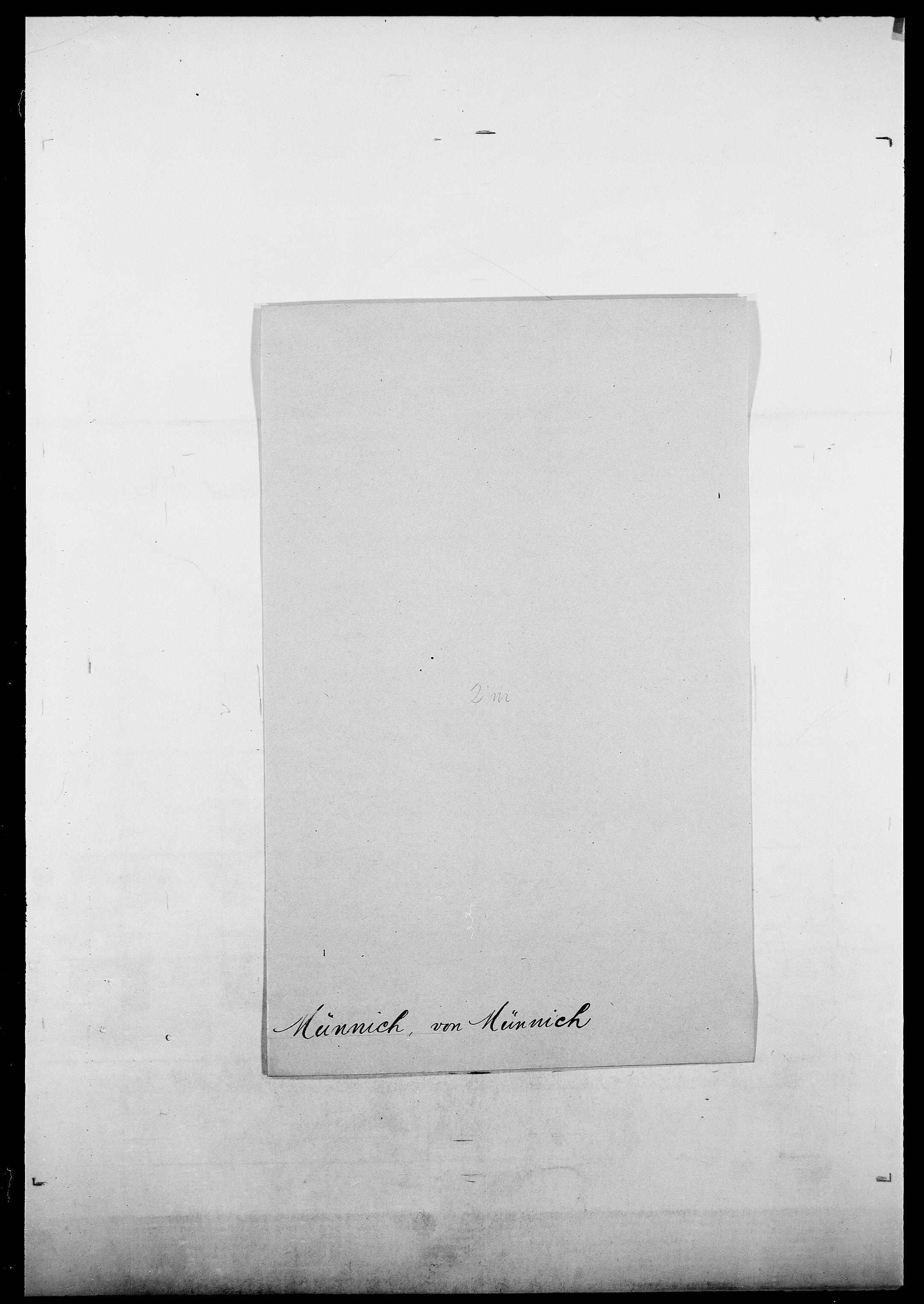 SAO, Delgobe, Charles Antoine - samling, D/Da/L0027: Morath - v. Møsting, s. 479