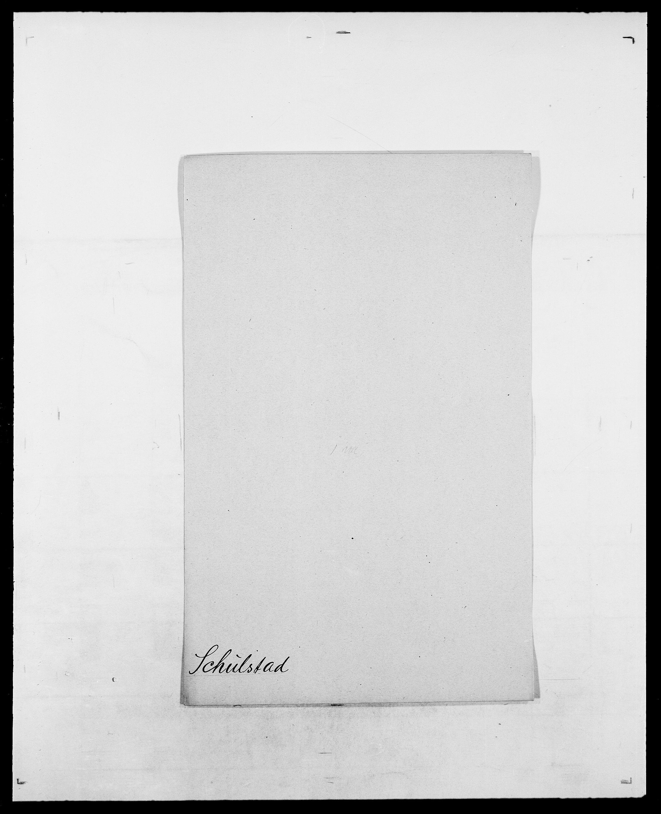 SAO, Delgobe, Charles Antoine - samling, D/Da/L0035: Schnabel - sjetman, s. 265