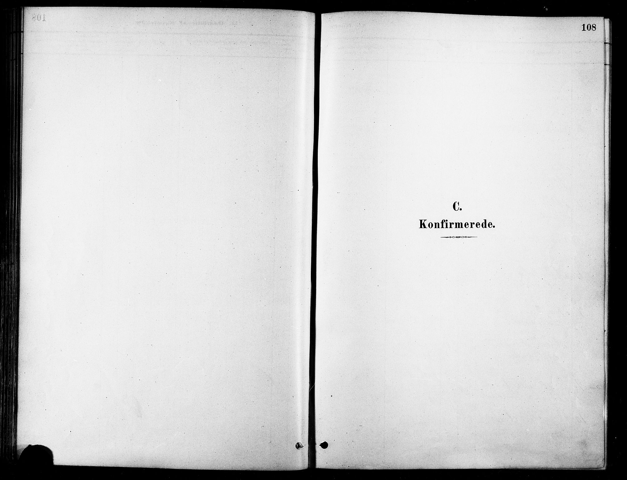 SATØ, Karlsøy sokneprestembete, H/Ha/Haa/L0006kirke: Ministerialbok nr. 6, 1879-1890, s. 108