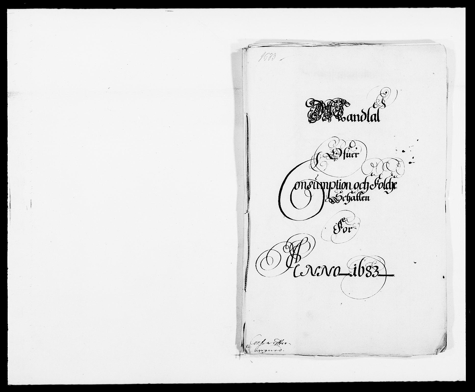 RA, Rentekammeret inntil 1814, Reviderte regnskaper, Fogderegnskap, R32/L1853: Fogderegnskap Jarlsberg grevskap, 1683, s. 129