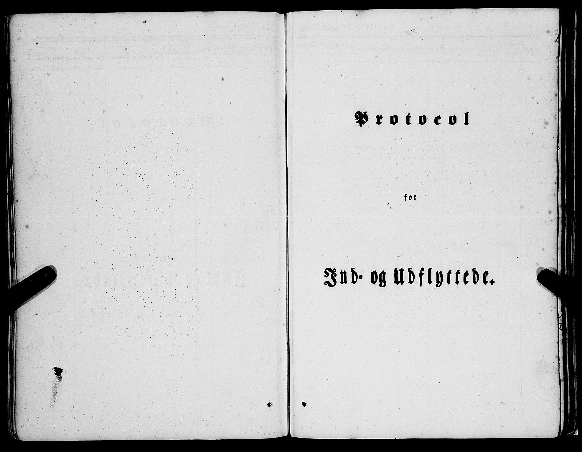 SAB, Jølster Sokneprestembete, Ministerialbok nr. A 10, 1847-1865
