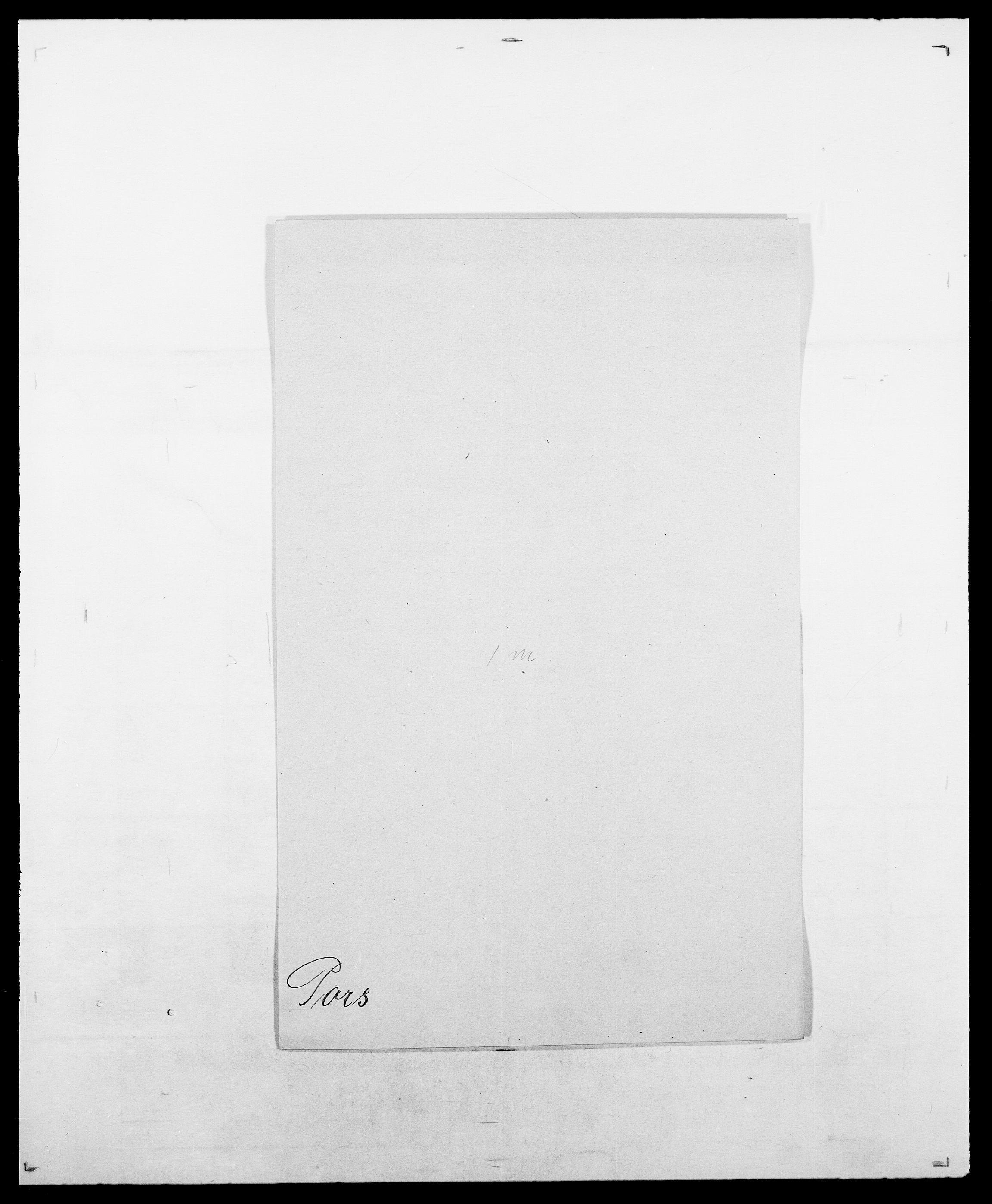 SAO, Delgobe, Charles Antoine - samling, D/Da/L0031: de Place - Raaum, s. 235