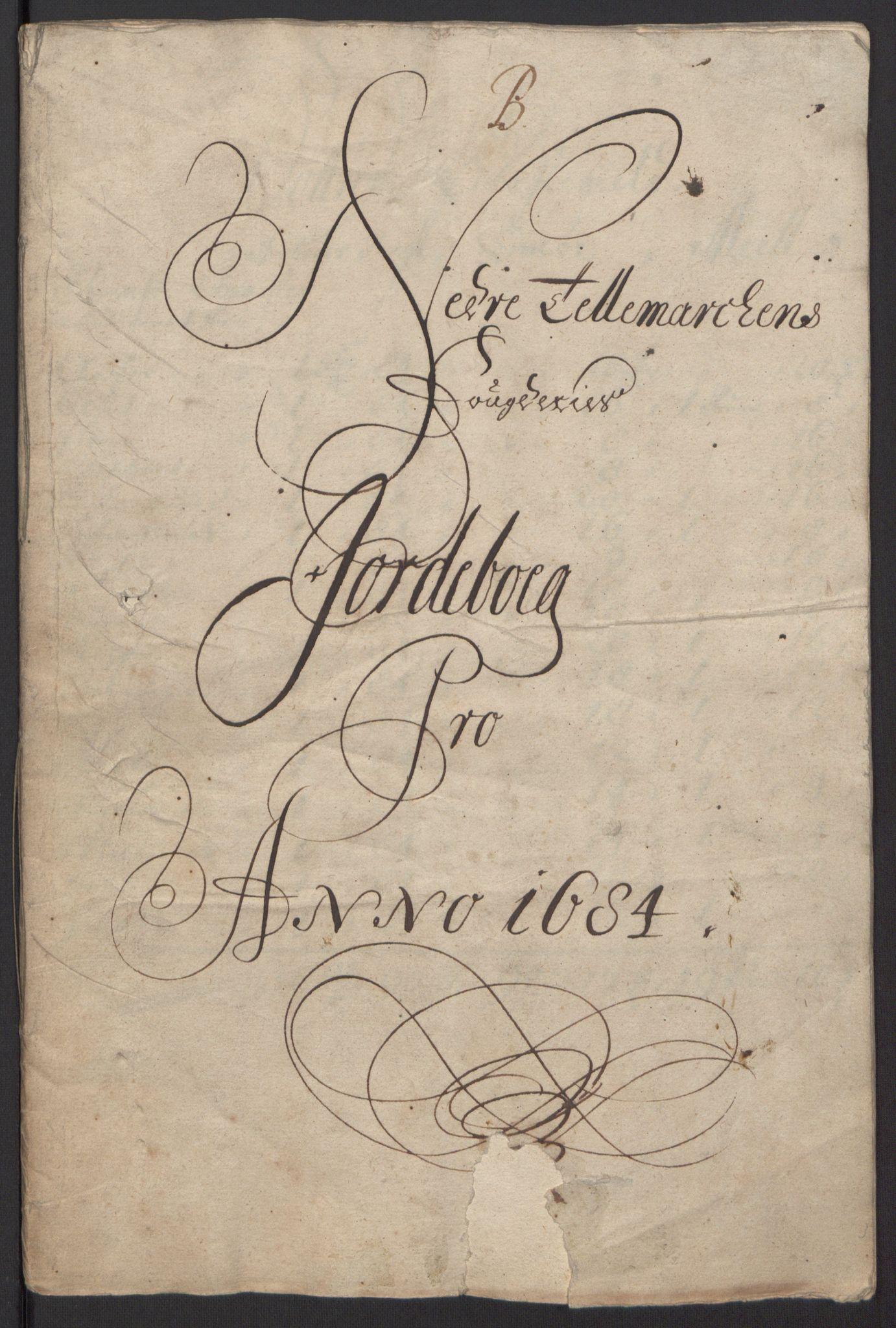 RA, Rentekammeret inntil 1814, Reviderte regnskaper, Fogderegnskap, R35/L2081: Fogderegnskap Øvre og Nedre Telemark, 1680-1684, s. 46