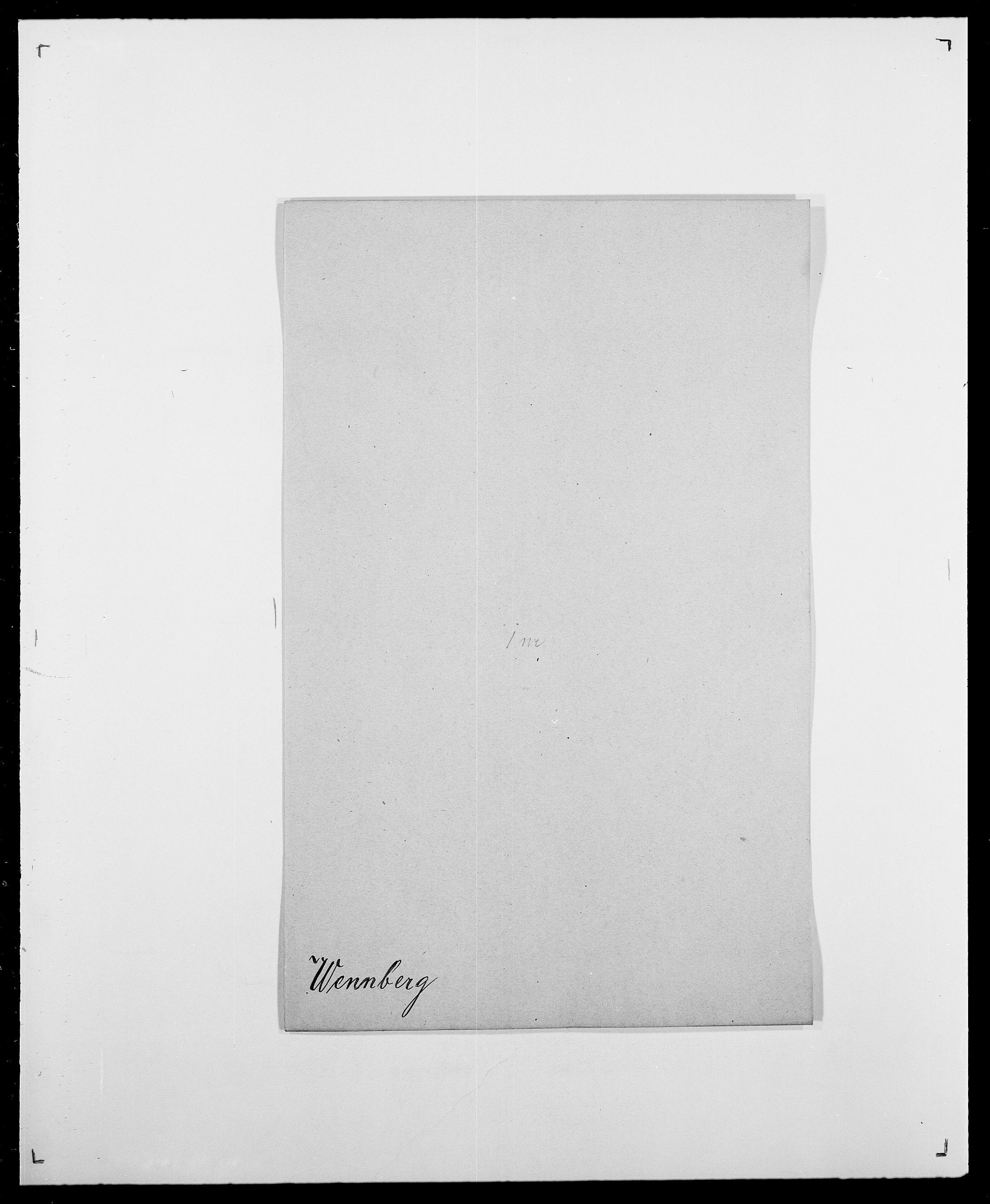 SAO, Delgobe, Charles Antoine - samling, D/Da/L0041: Vemmestad - Viker, s. 32