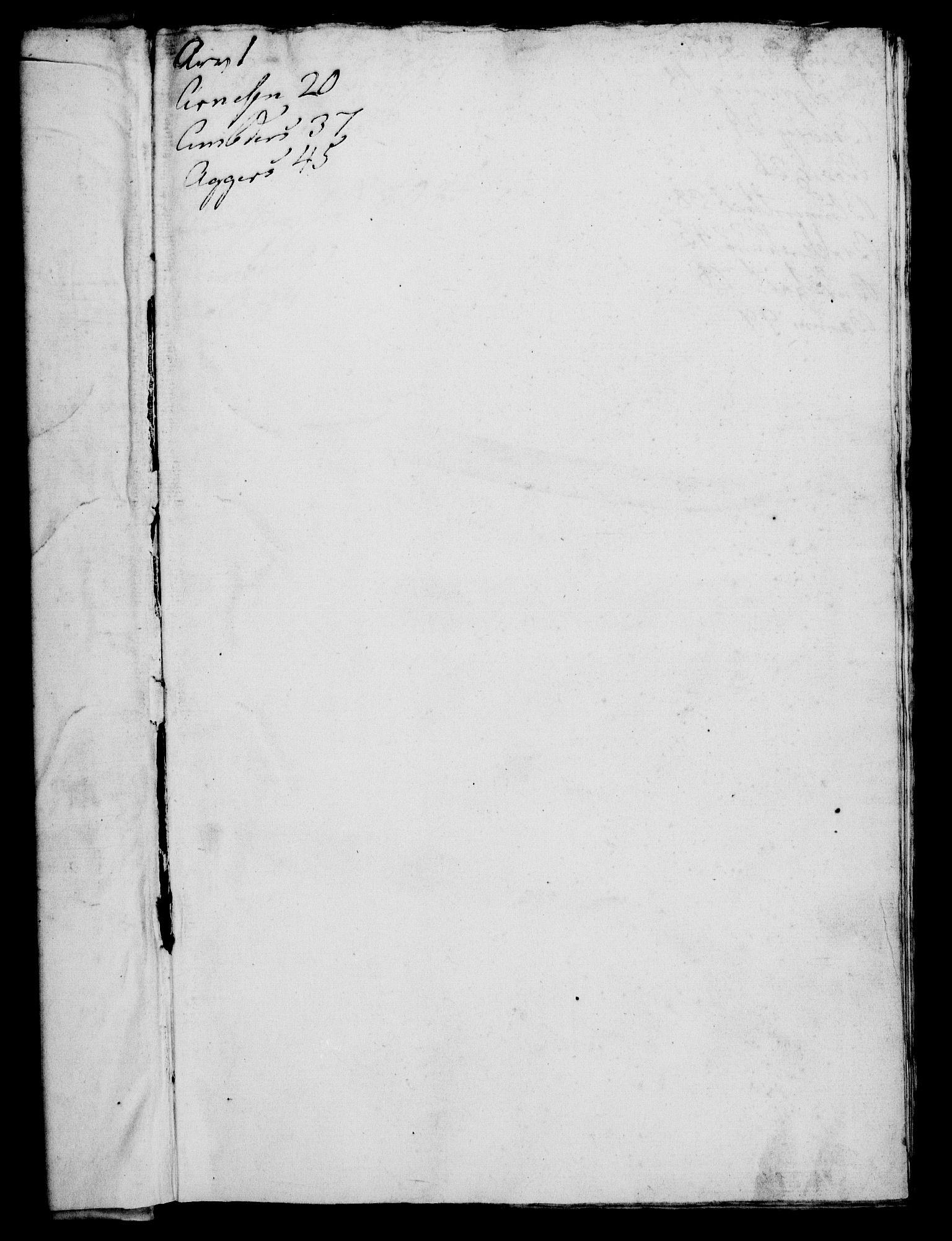 RA, Rentekammeret, Kammerkanselliet, G/Gf/Gfa/L0020: Norsk relasjons- og resolusjonsprotokoll (merket RK 52.20), 1737, s. 3
