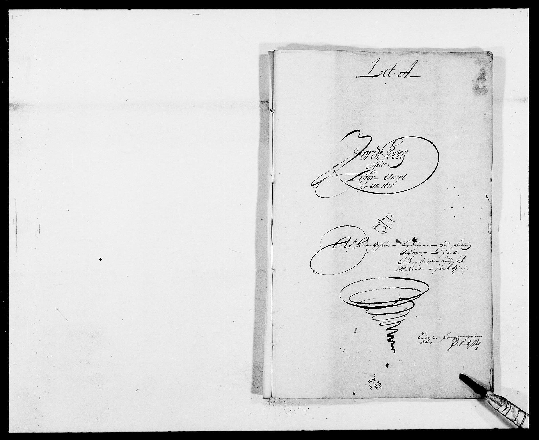RA, Rentekammeret inntil 1814, Reviderte regnskaper, Fogderegnskap, R41/L2530: Fogderegnskap Lista, 1677-1679, s. 171