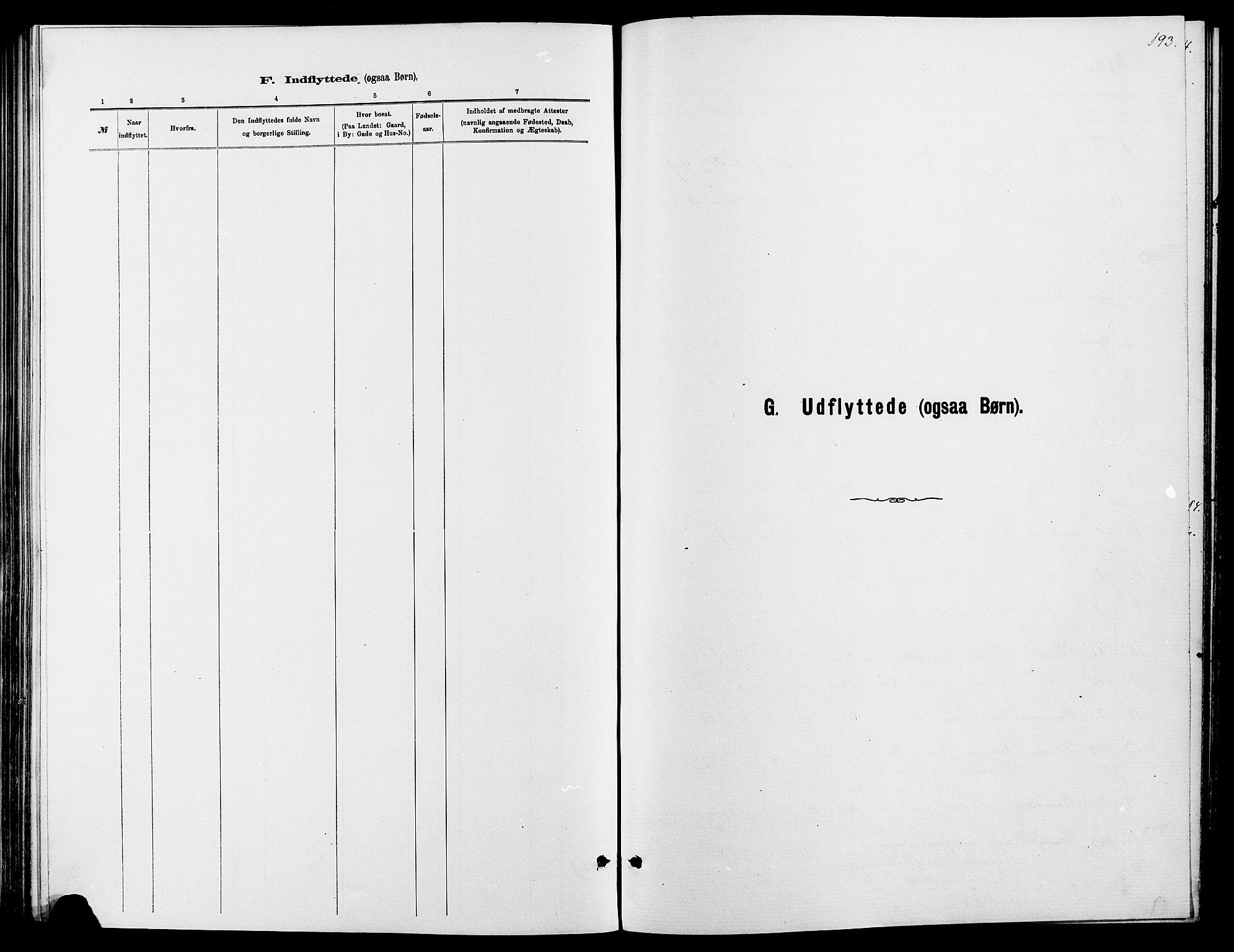 SAH, Dovre prestekontor, Ministerialbok nr. 2, 1879-1890, s. 193